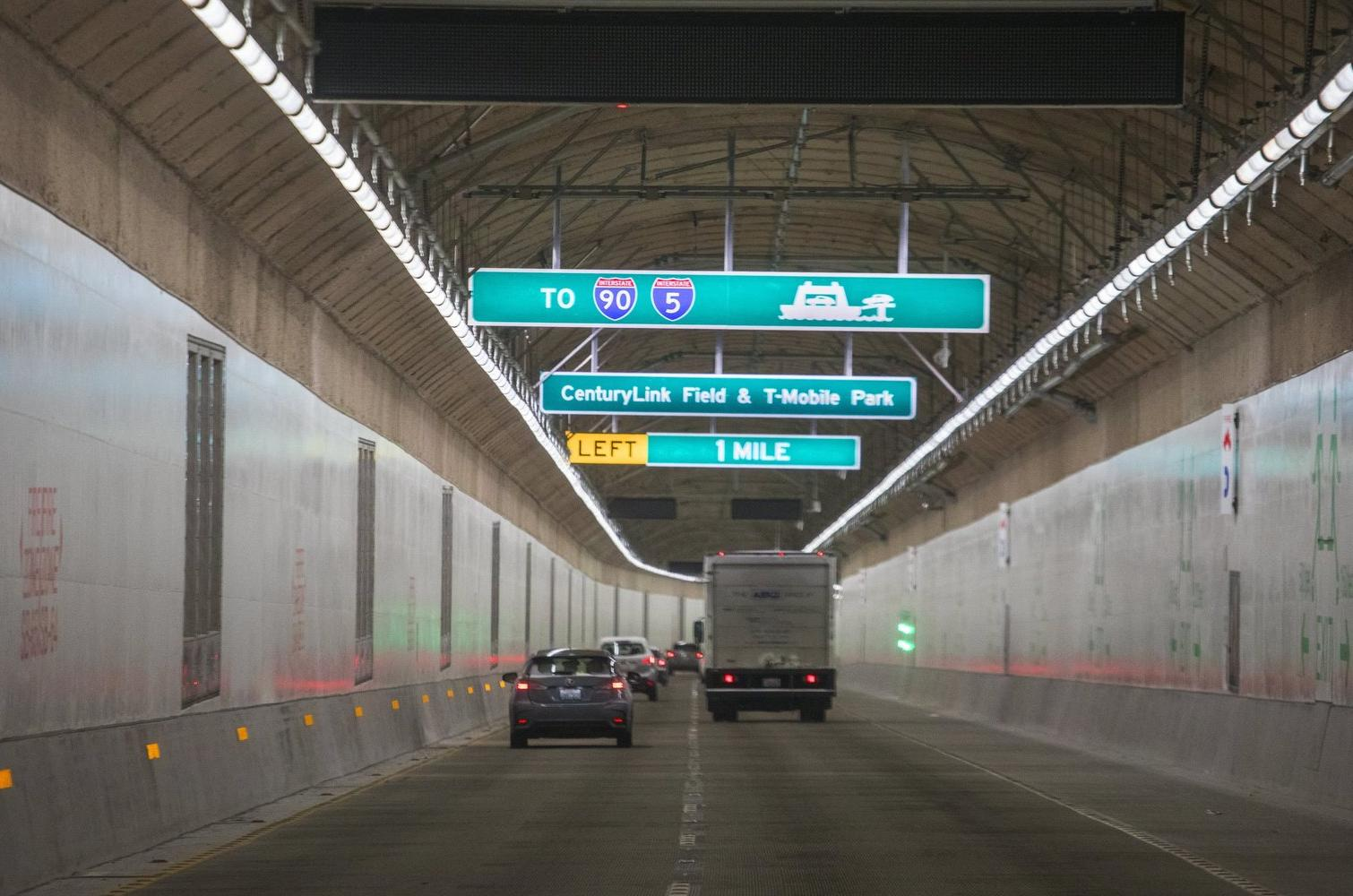 Going to take a while for a new normal': Traffic fills