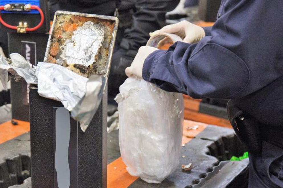 6 people arrested after largest US-Australian meth seizure | The