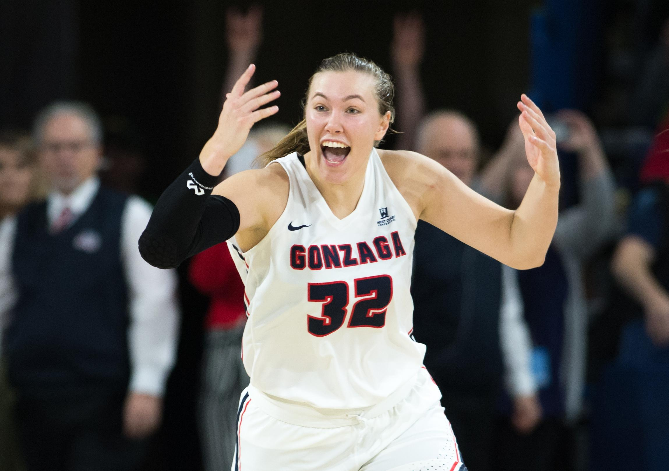 No. 13 Gonzaga women cruise to 93-62 win over Portland | SWX Right Now - Sports for Spokane, CdA ...