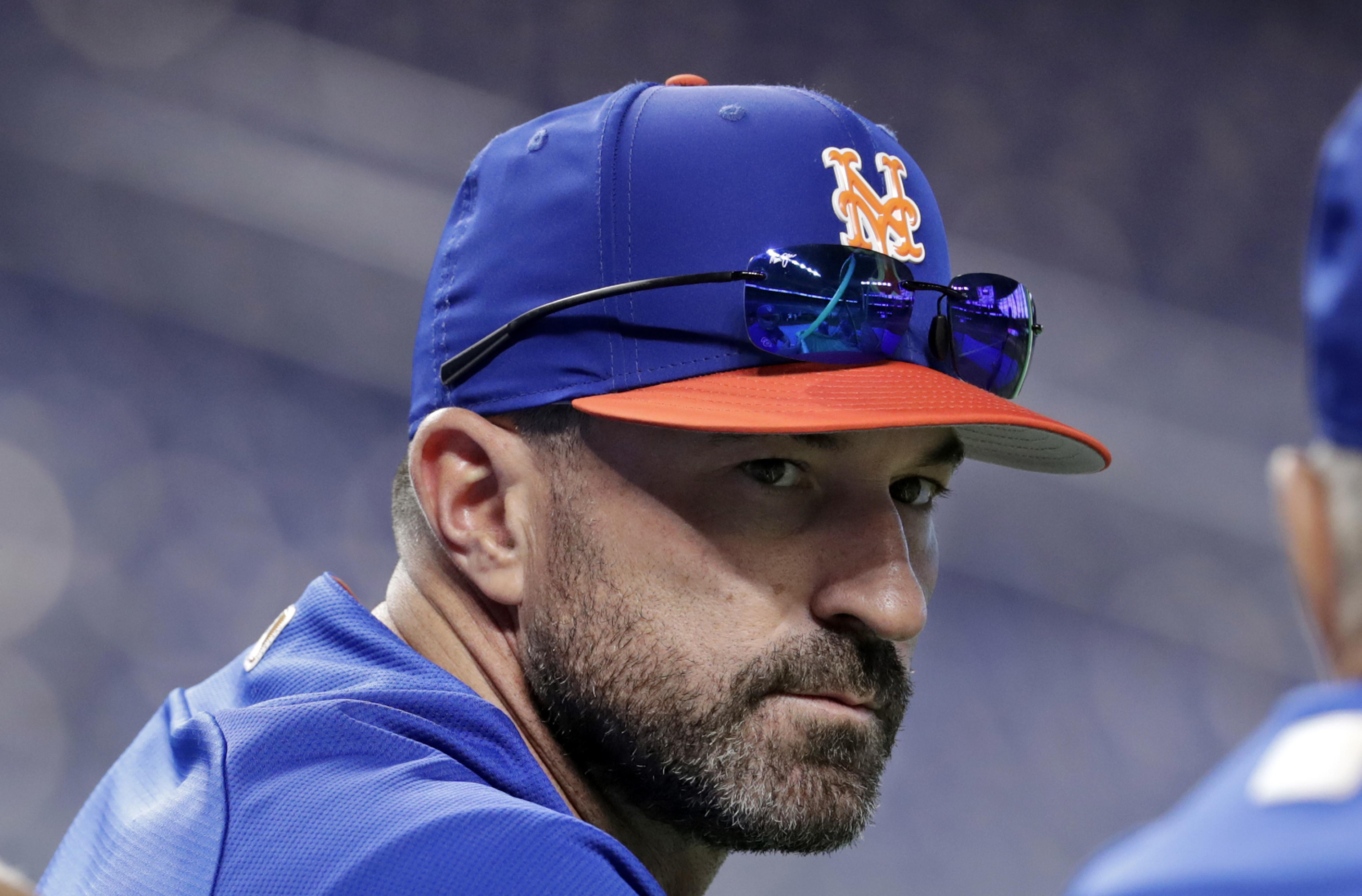 ef4ab5e7260 Lesson plans  Mets  Mickey Callaway seeks smoother ride in Year 2 ...