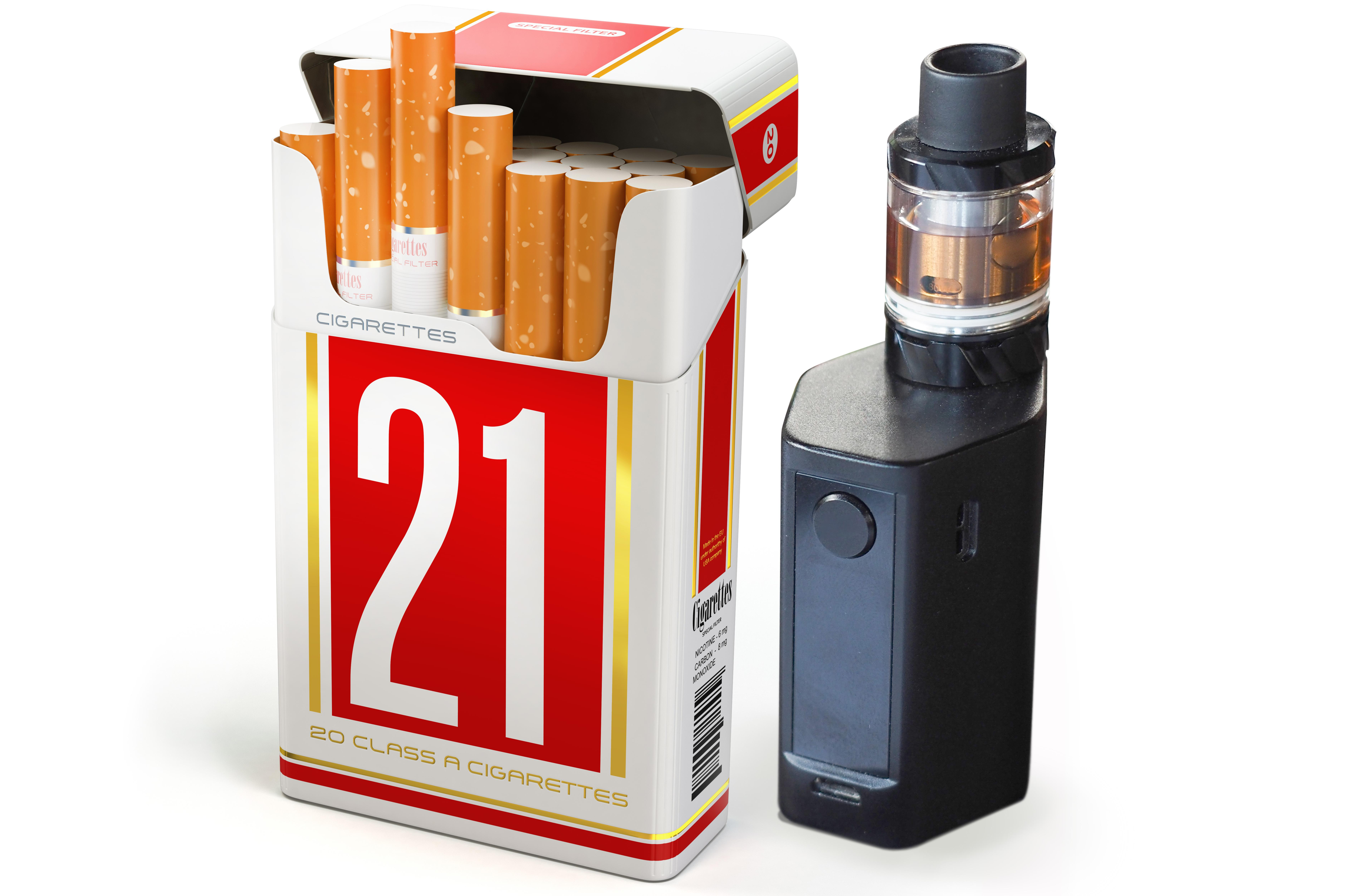 House votes to raise smoking age to 21 | The Spokesman-Review