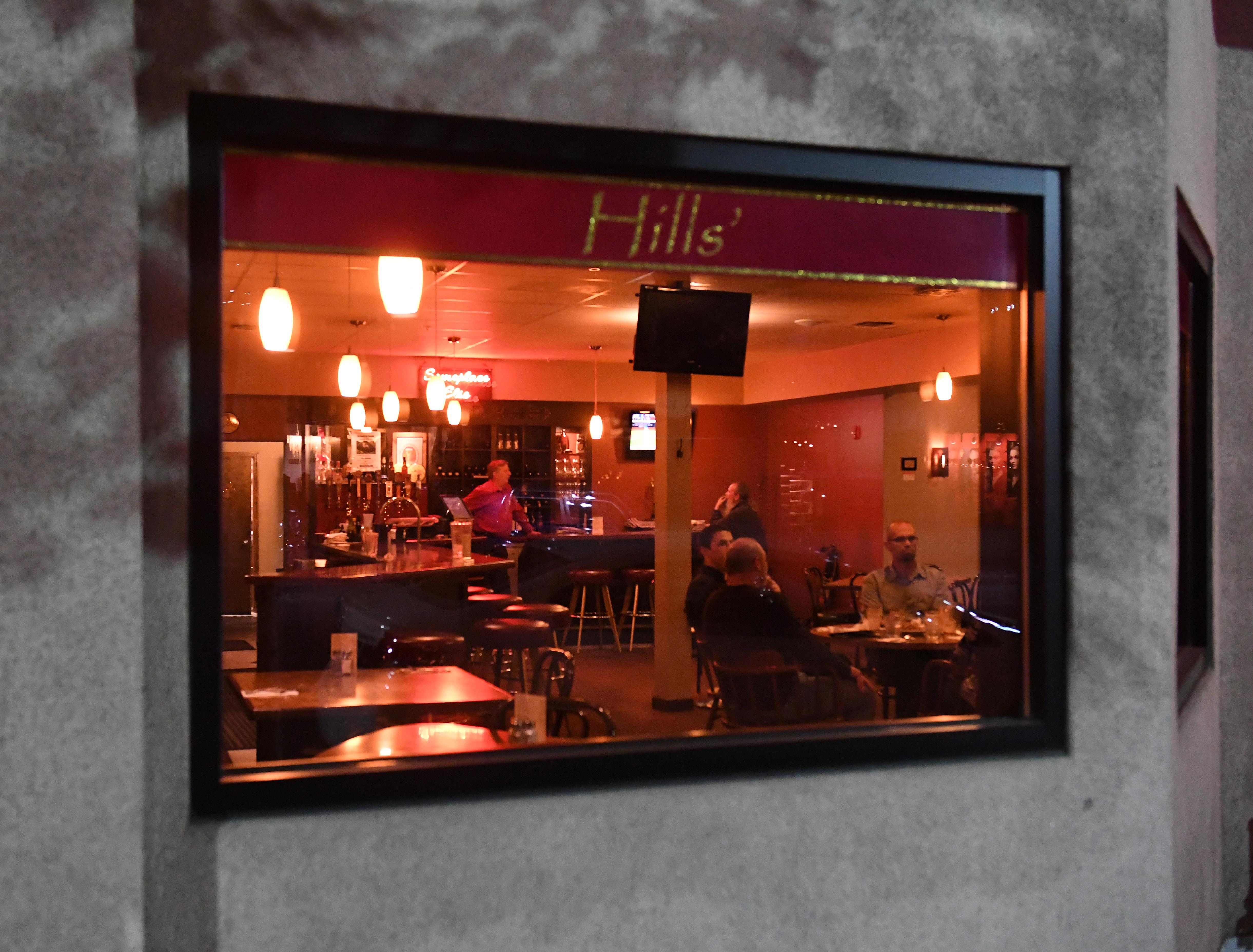 Hills Restaurant In Downtown Spokane Closes The Spokesman