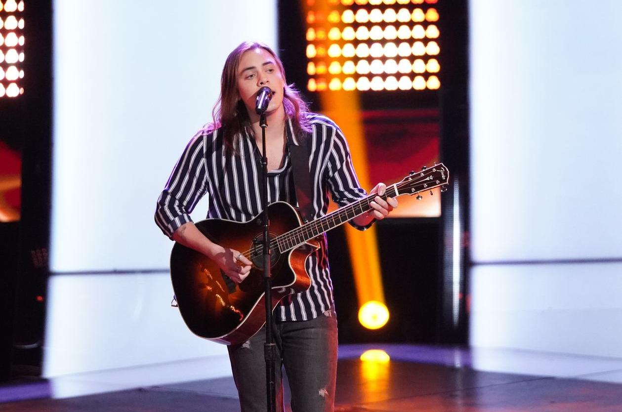 Coeur d'Alene's Jacob Maxwell makes a splash on 'The Voice,' joins
