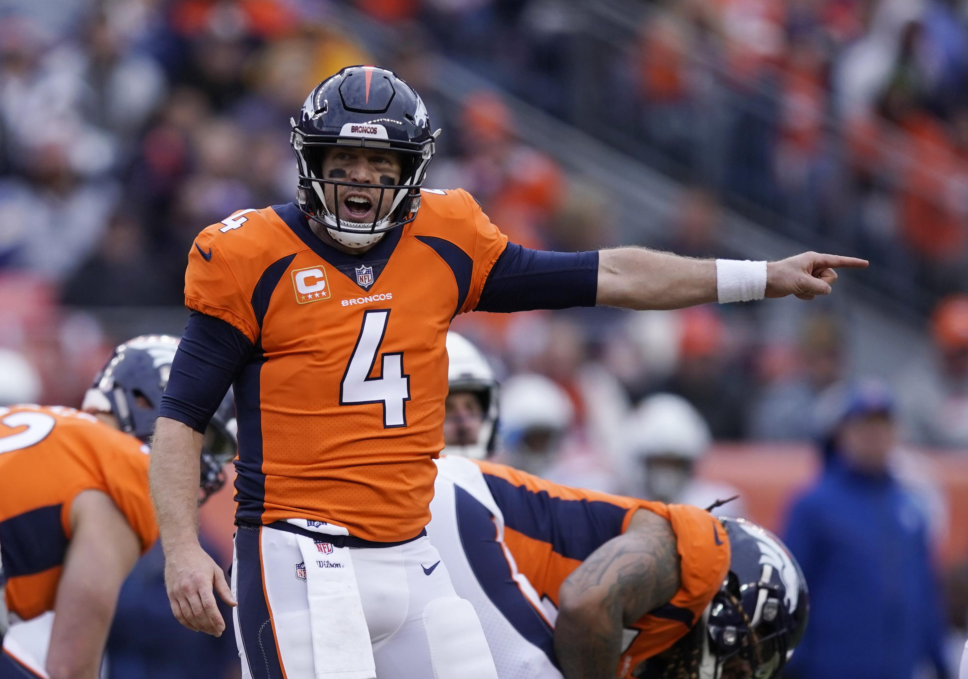 the latest ab4f9 58eca AP source: Broncos trading Case Keenum to Redskins | The ...