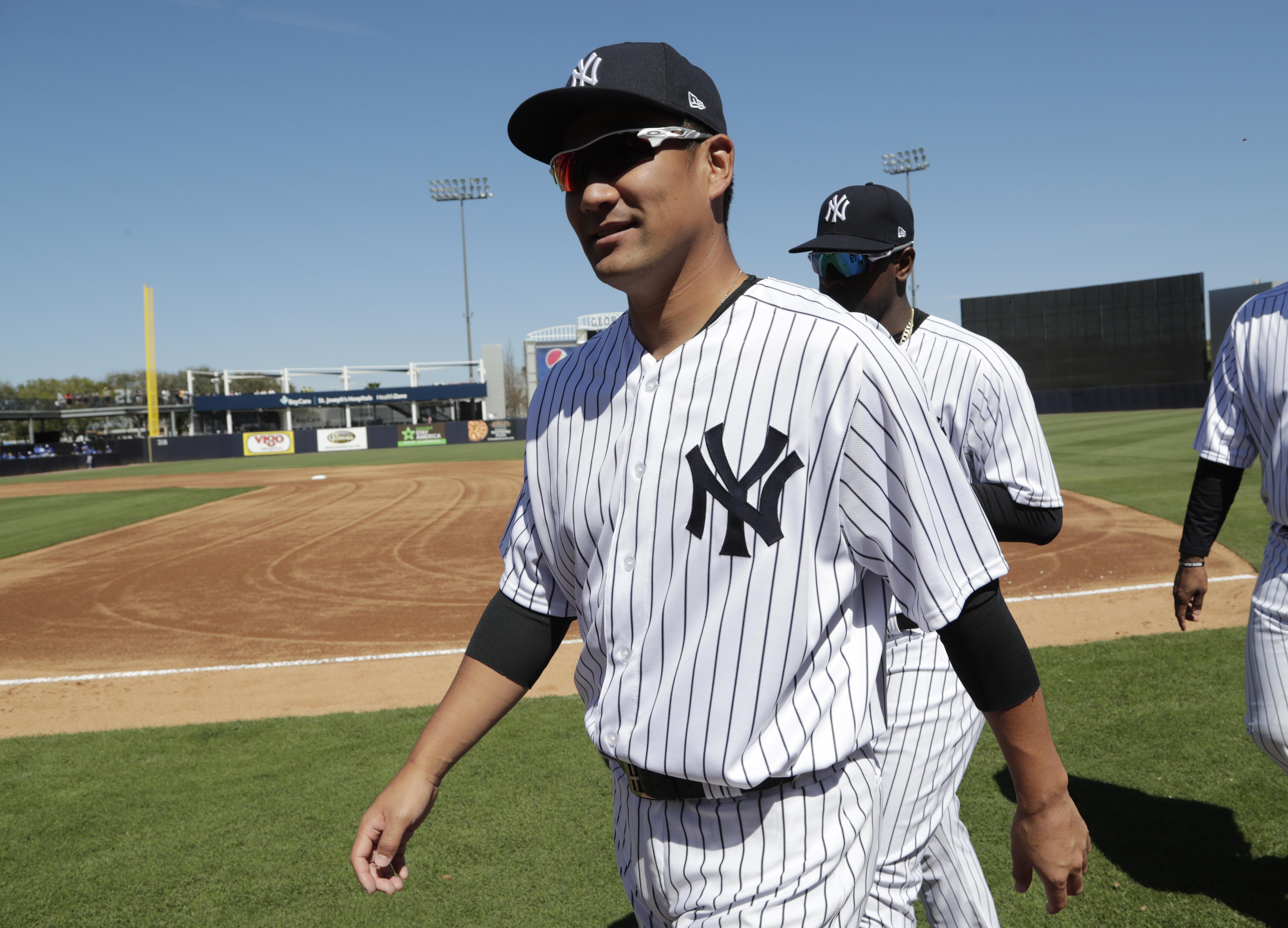1c3e471de Masahiro Tanaka to start Yankees  regular season opener vs Orioles ...