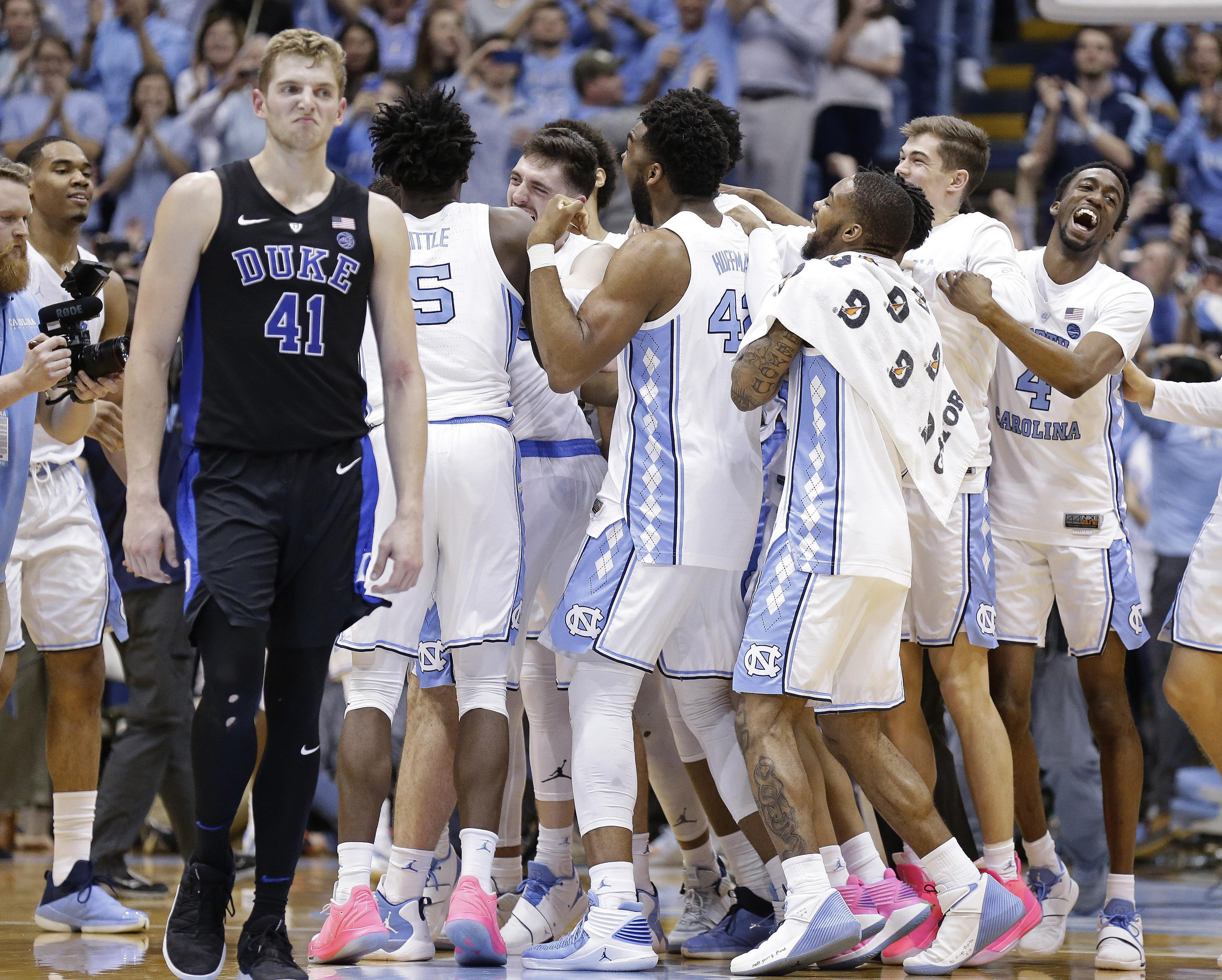 How we voted: ACC's blue bloods heading in opposite directions as