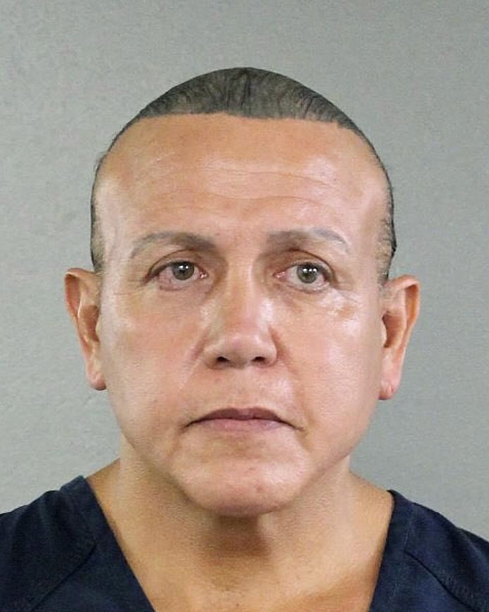 File shows plea set for Florida man in pipe bomb mail case