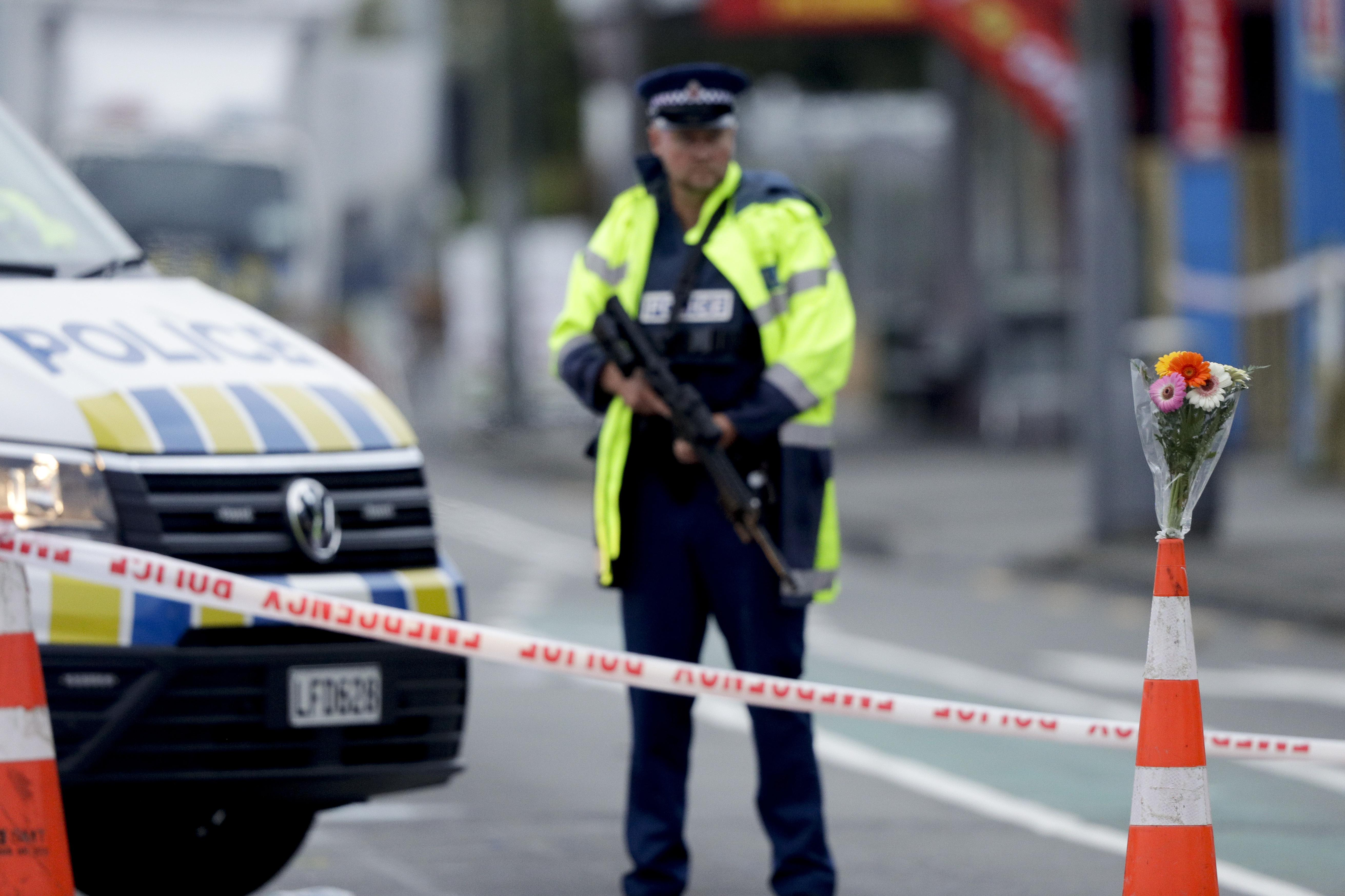 New Zealand Mass Shooting Twitter: At Least 49 People Are Dead In Mass Shootings At Two New