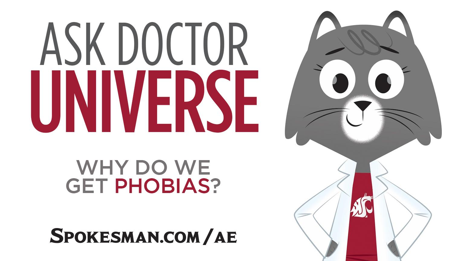 Ask Dr  Universe: Why do we get phobias? | The Spokesman-Review