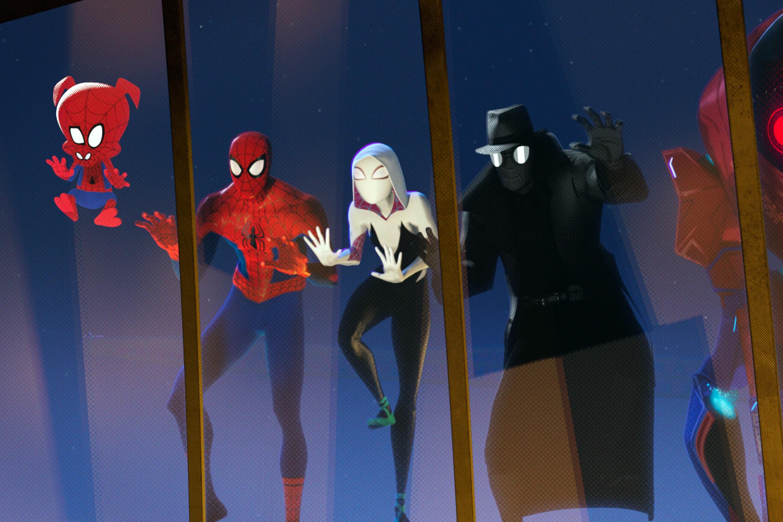 Stream on Demand: 'Spider-Verse' adds alternate dimensions