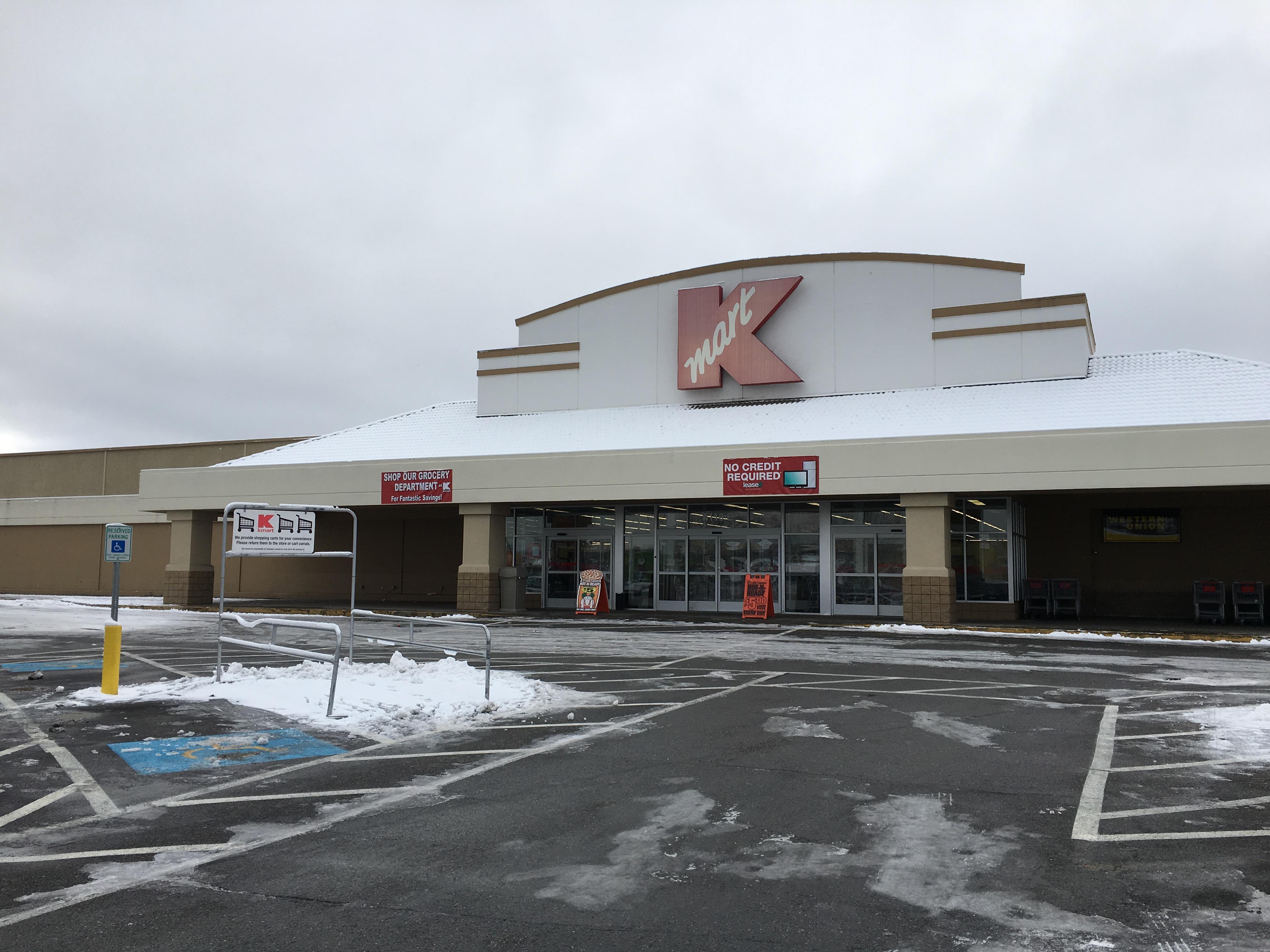 U Haul Converting Former Kmart Into Self Storage Facility