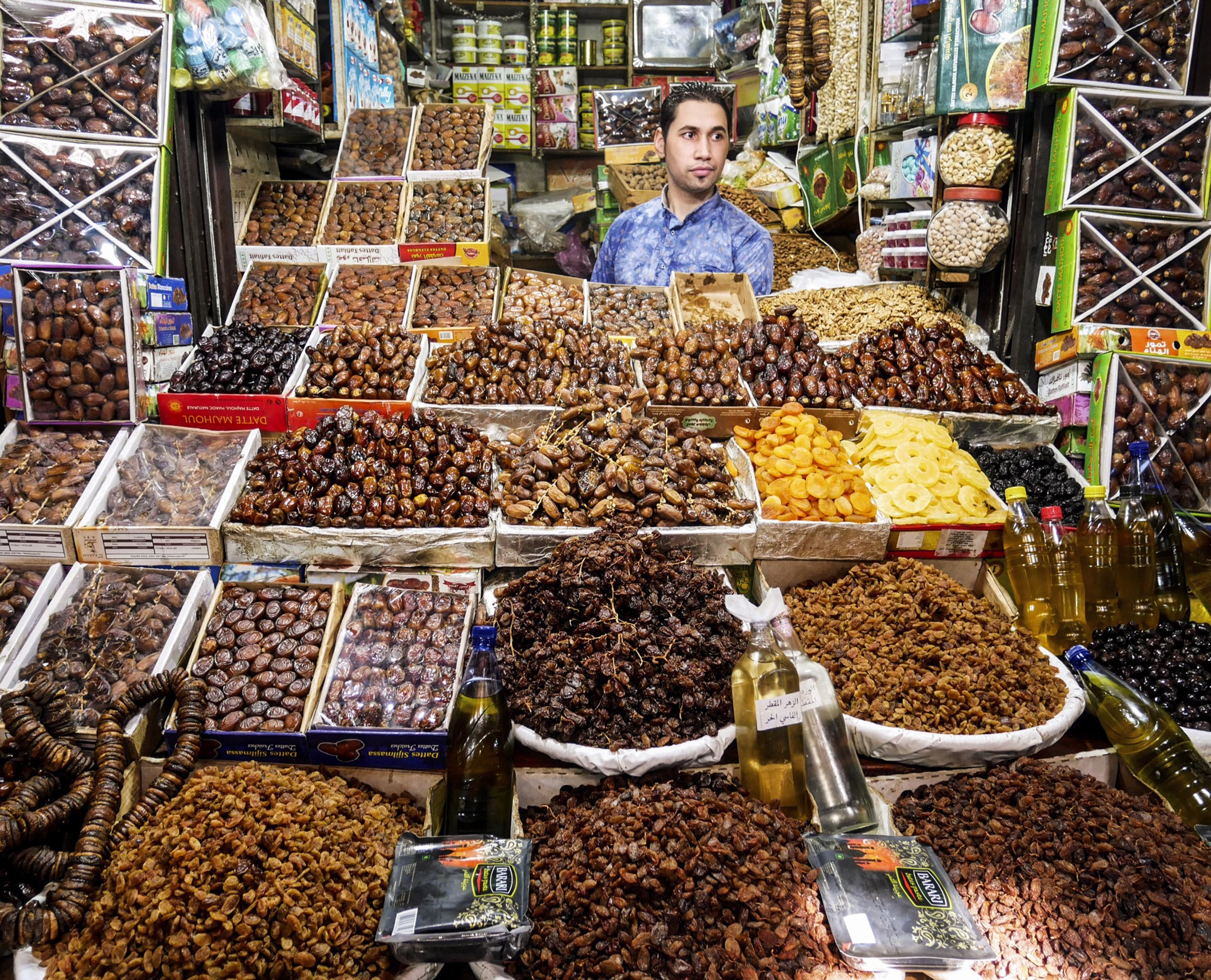 In Fez, Morocco, an oasis amid the bedlam of the ancient