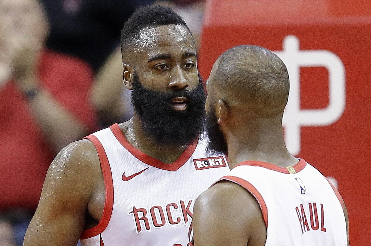 d9e8dbcacedc NBA roundup  Harden sparks Rockets past Kings with 42nd career ...