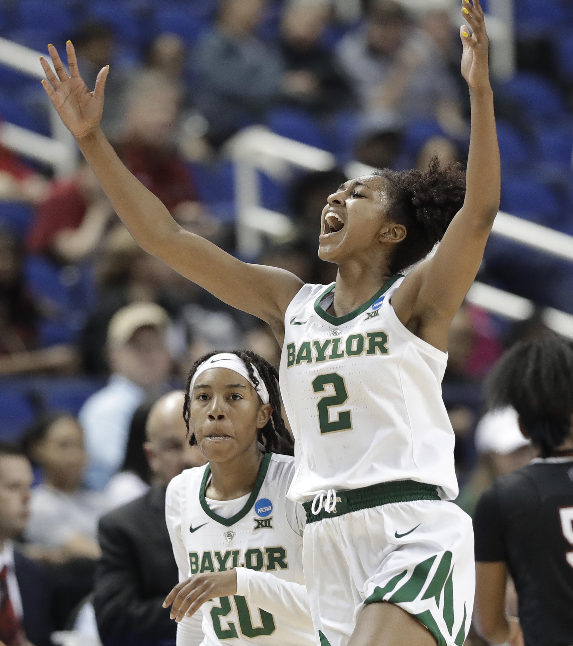 Women's NCAA Tournament: Baylor beats South Carolina 93-68
