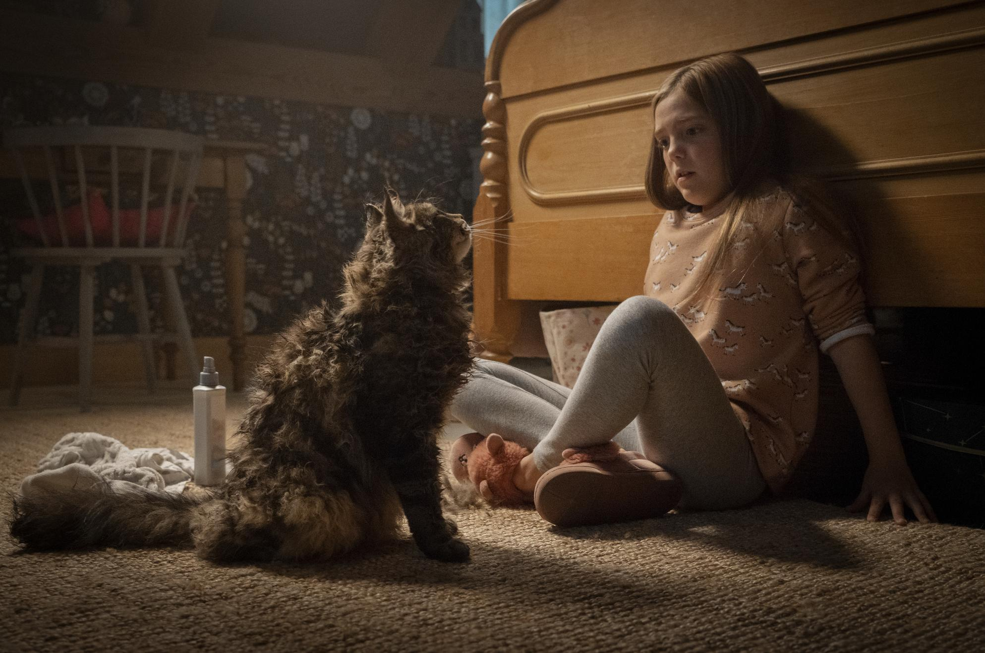 Movie review 30 years after \u0027Pet Sematary,\u0027 remake shows
