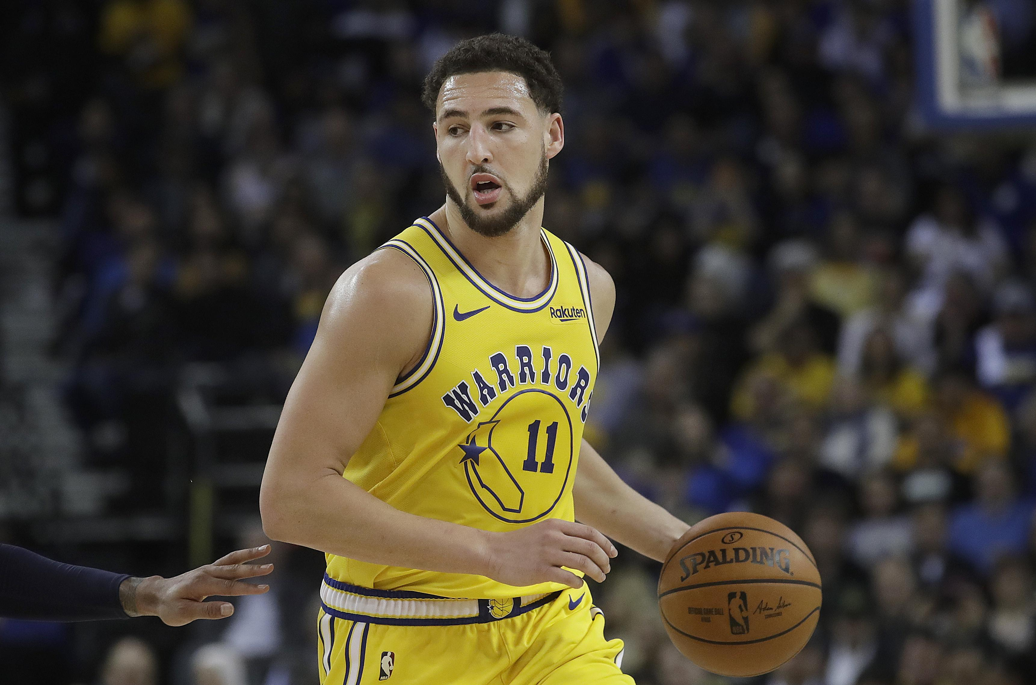 e43e4bfe18b Klay Thompson and the Golden State Warriors can expect several significant  obstacles in their way as