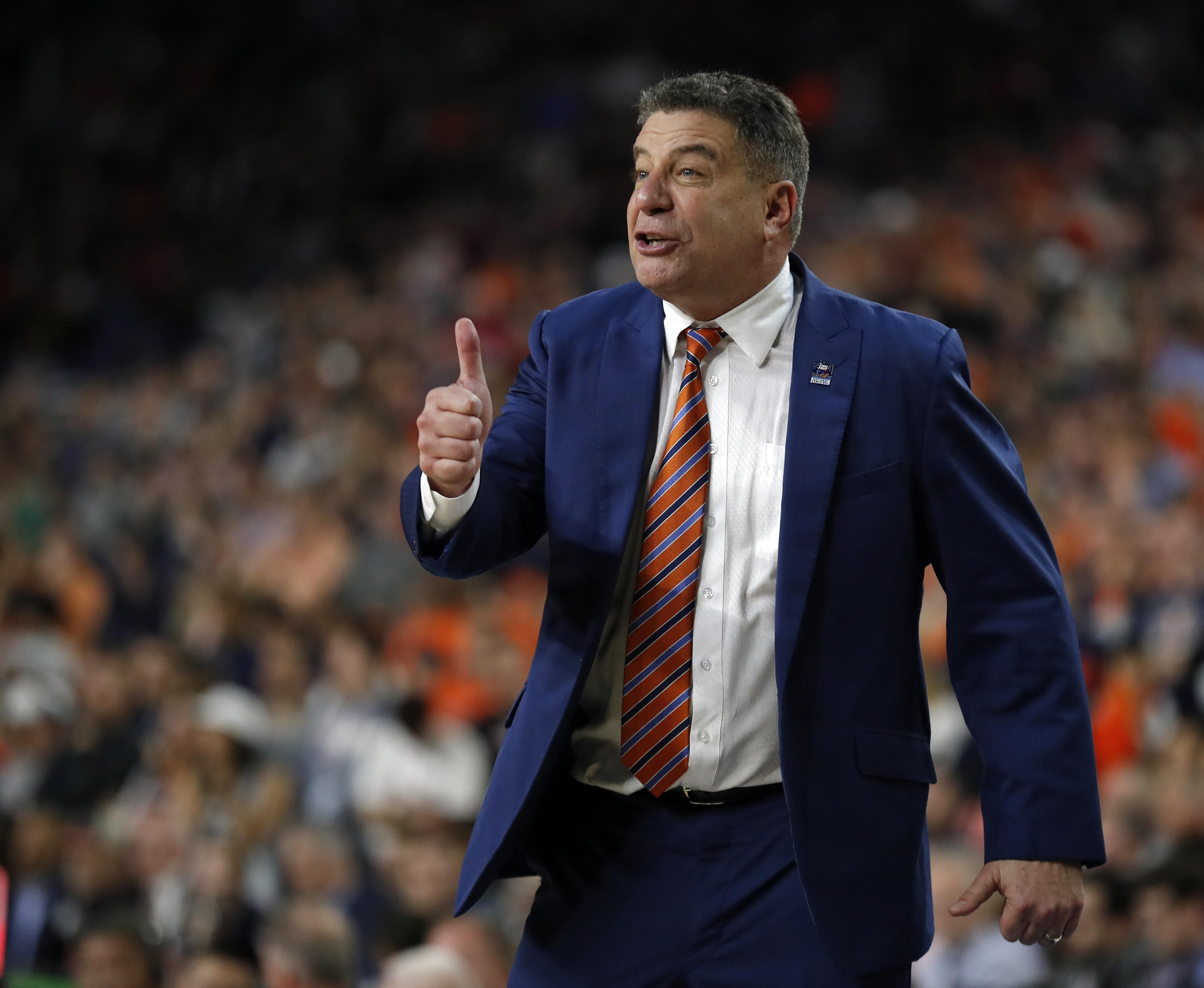 Auburn Coach Bruce Pearl Agree To New 5 Year Contract The