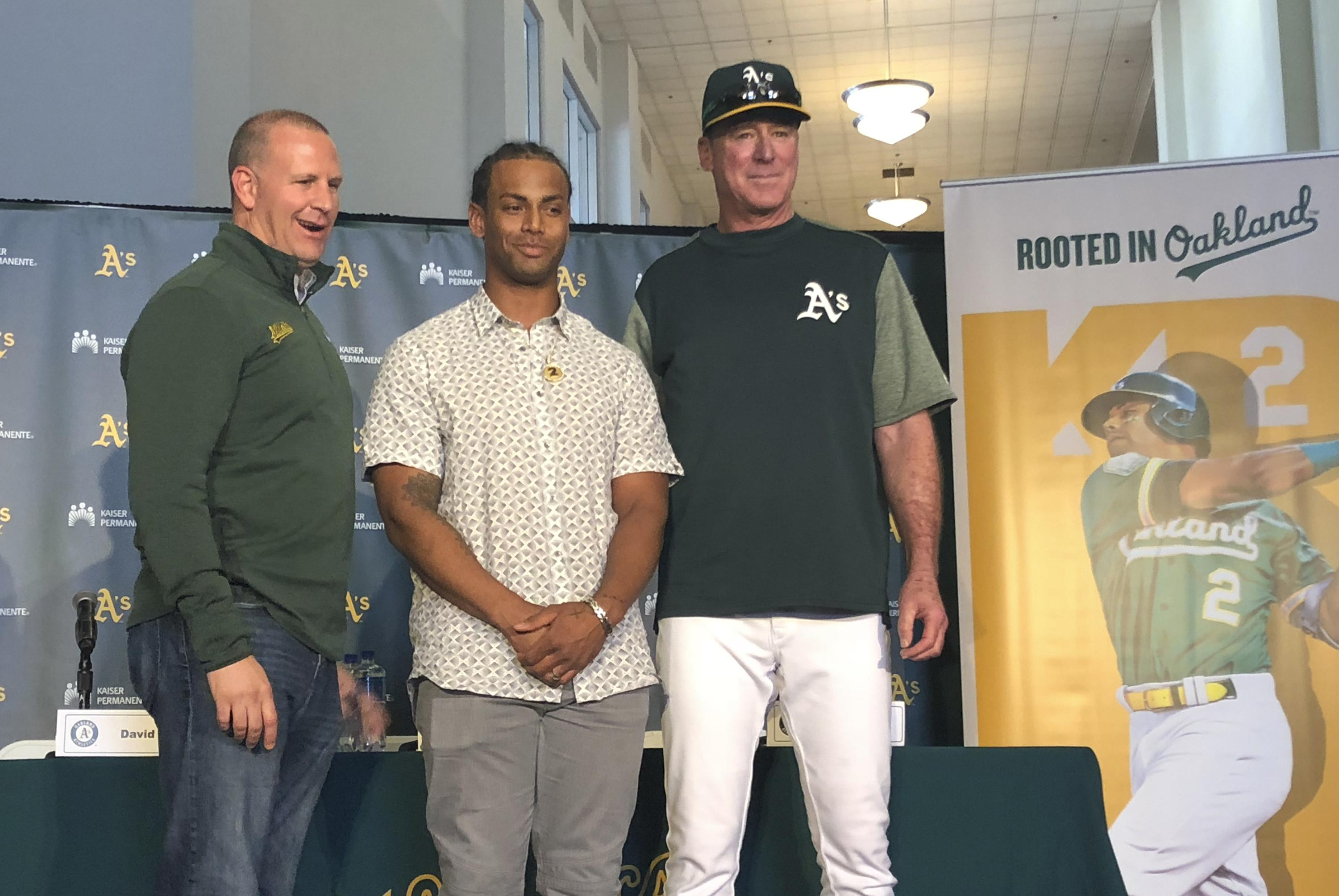 info for 52fa1 bb25f Khris Davis wants to lead A's to playoffs again and again ...