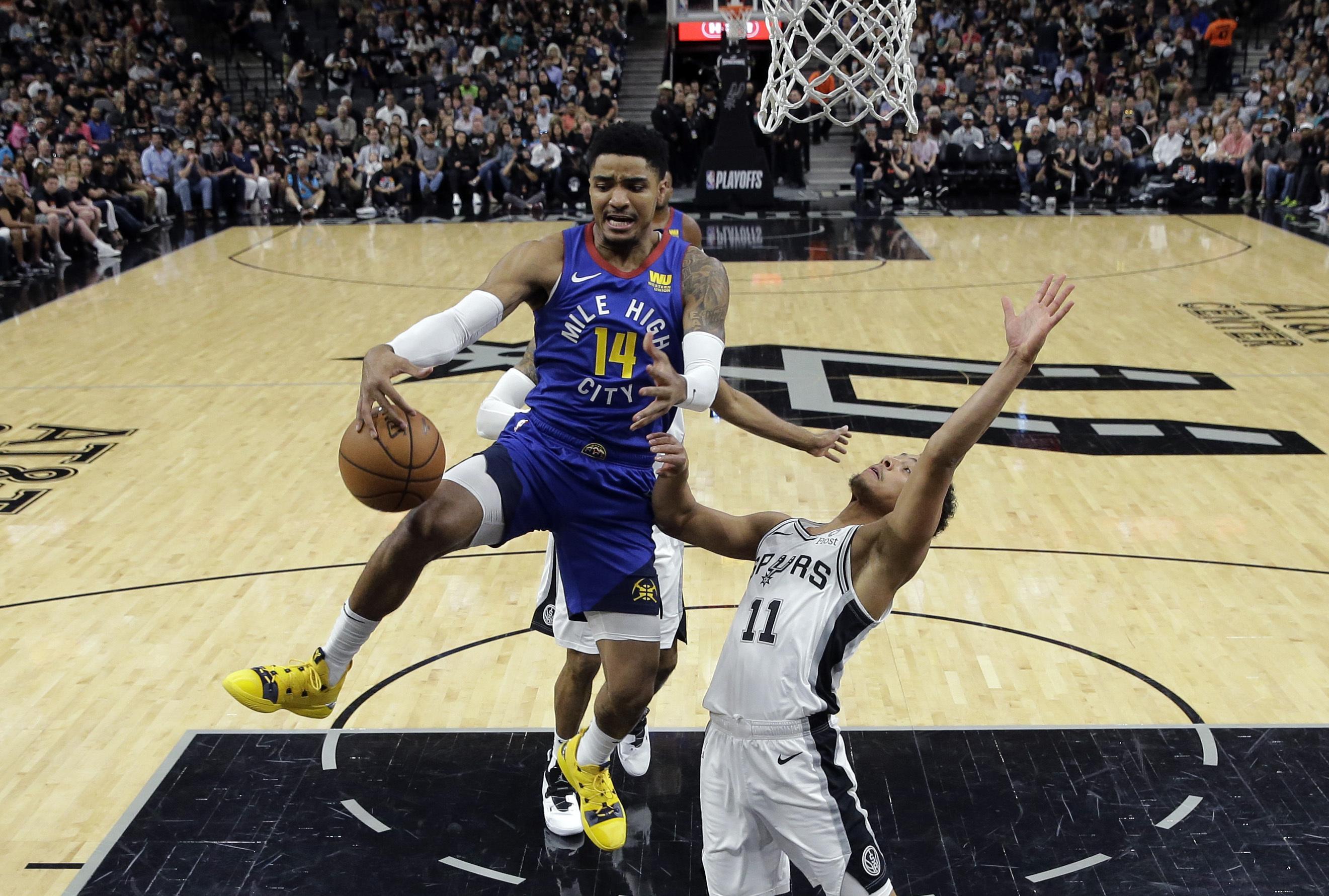 NBA Tipoff: Spurs seeking a Game 7