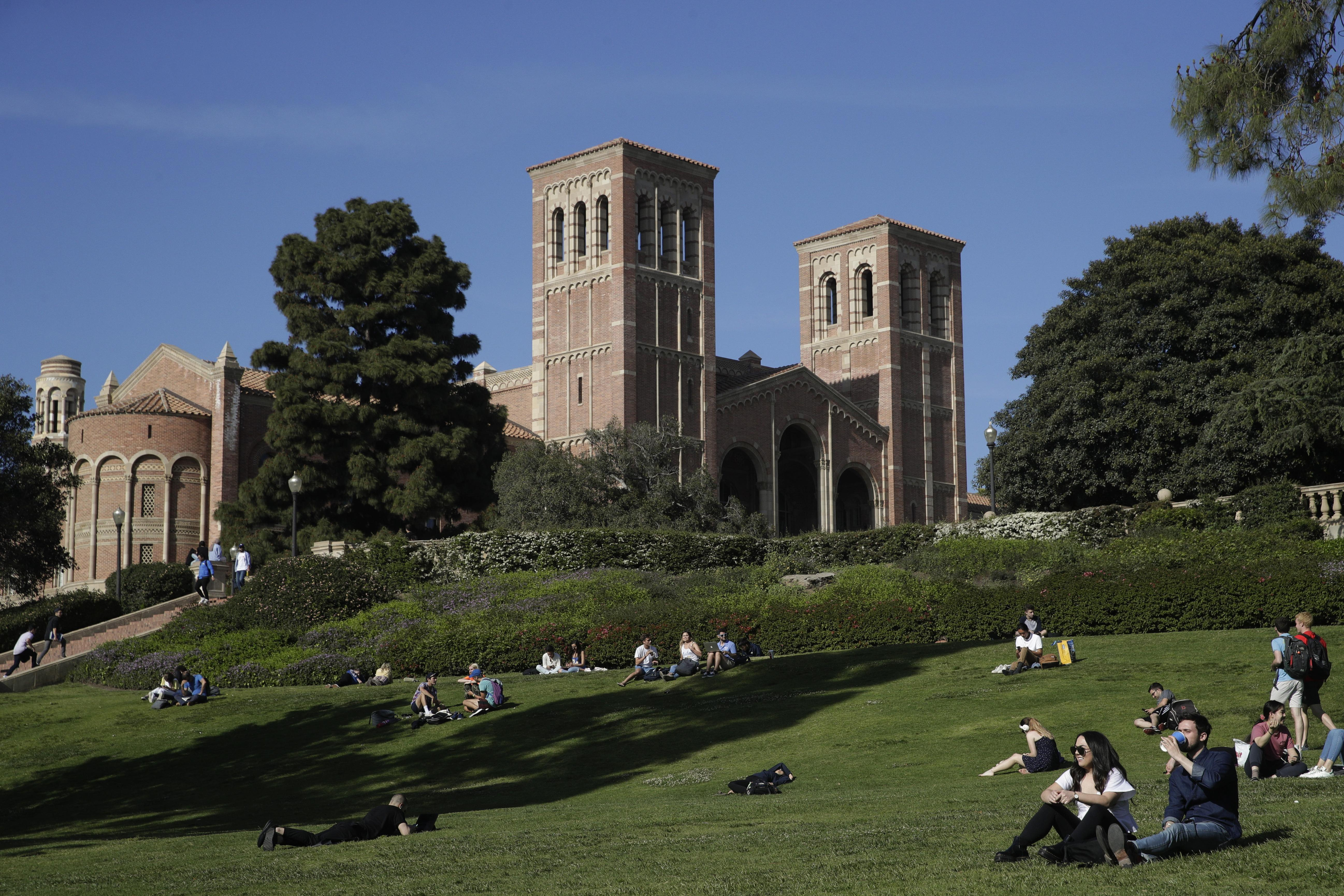 Los Angeles University >> Quarantines In Place At 2 La Universities Amid U S Measles Outbreak