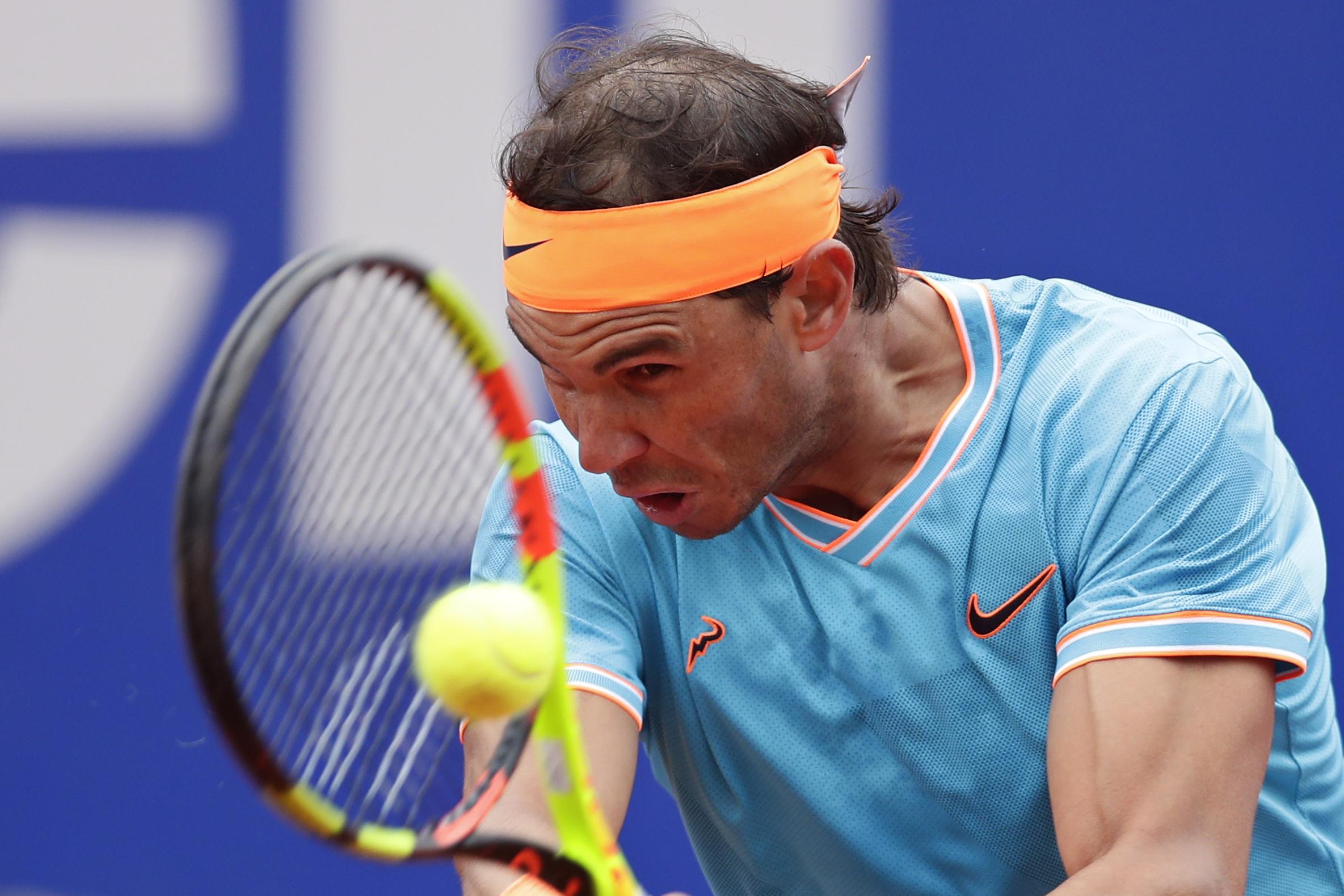 Rafael Nadal Beats David Ferrer To Reach Barcelona Open