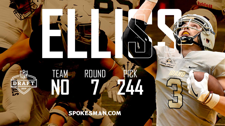 Idaho Linebacker Kaden Elliss Selected By New Orleans Saints In