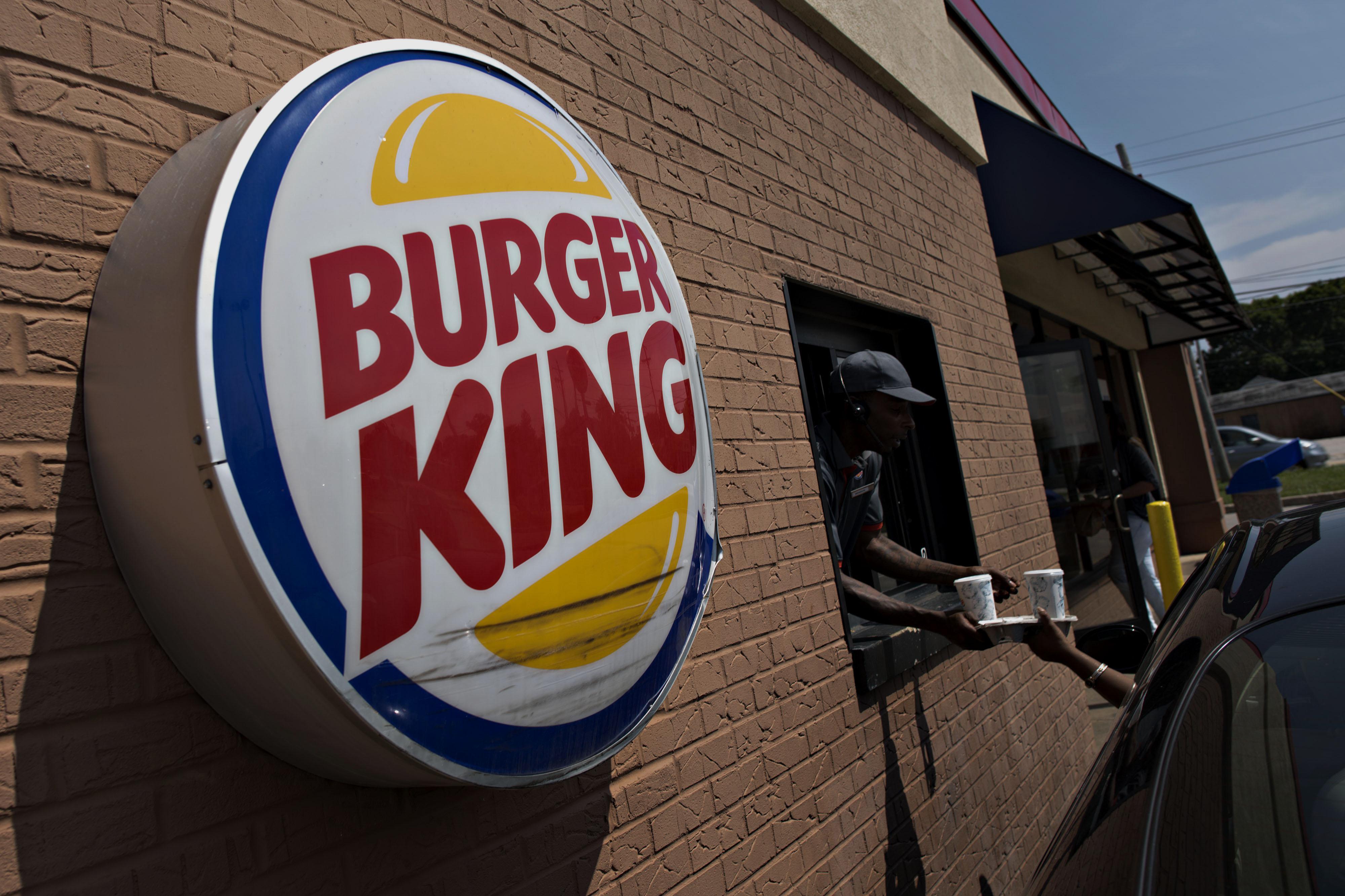 Burger King may sell plant-based burger across U S  this