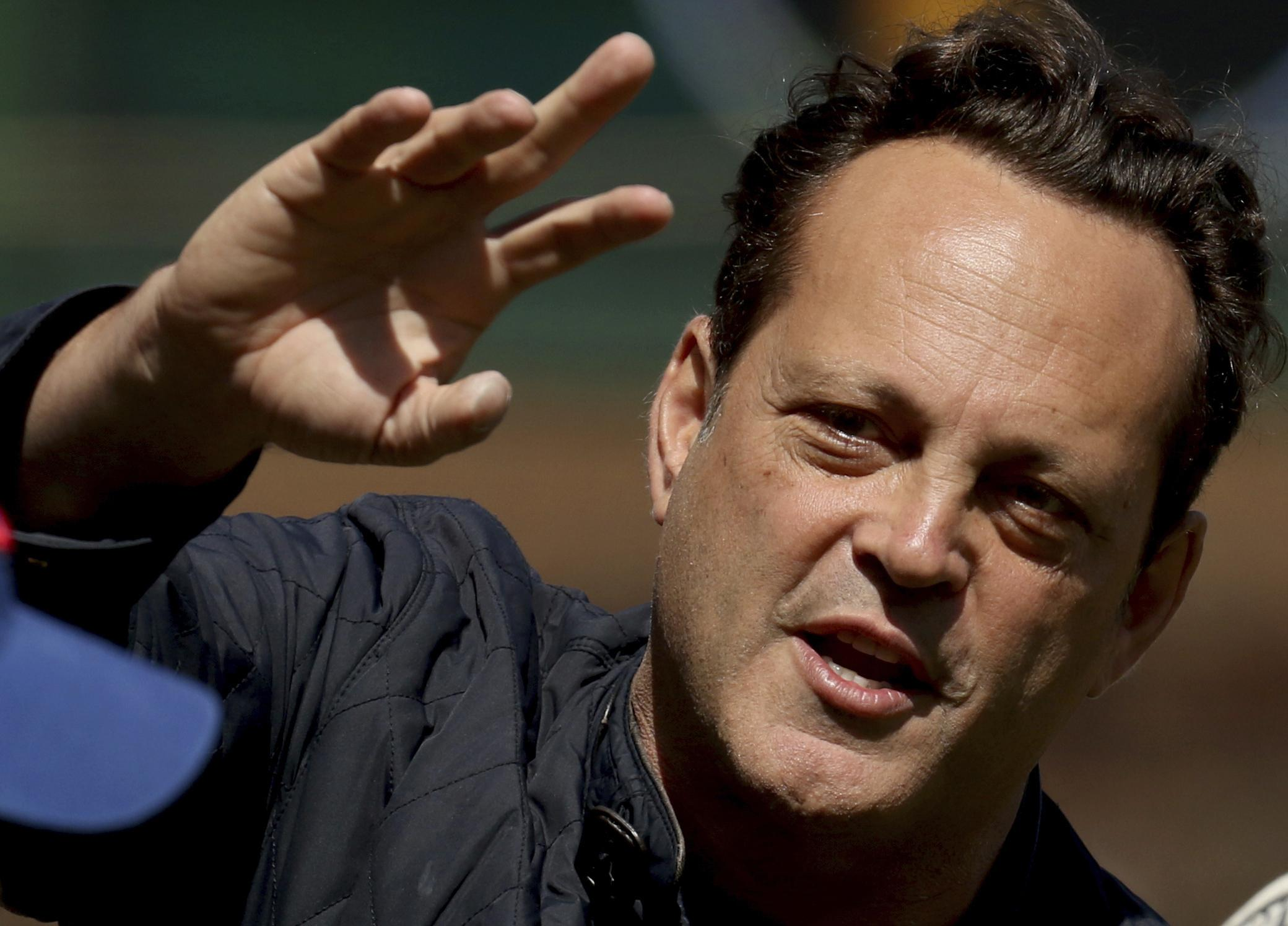 Vince Vaughn Thumb >> Vince Vaughn Convicted Of Reckless Driving For Dui Arrest
