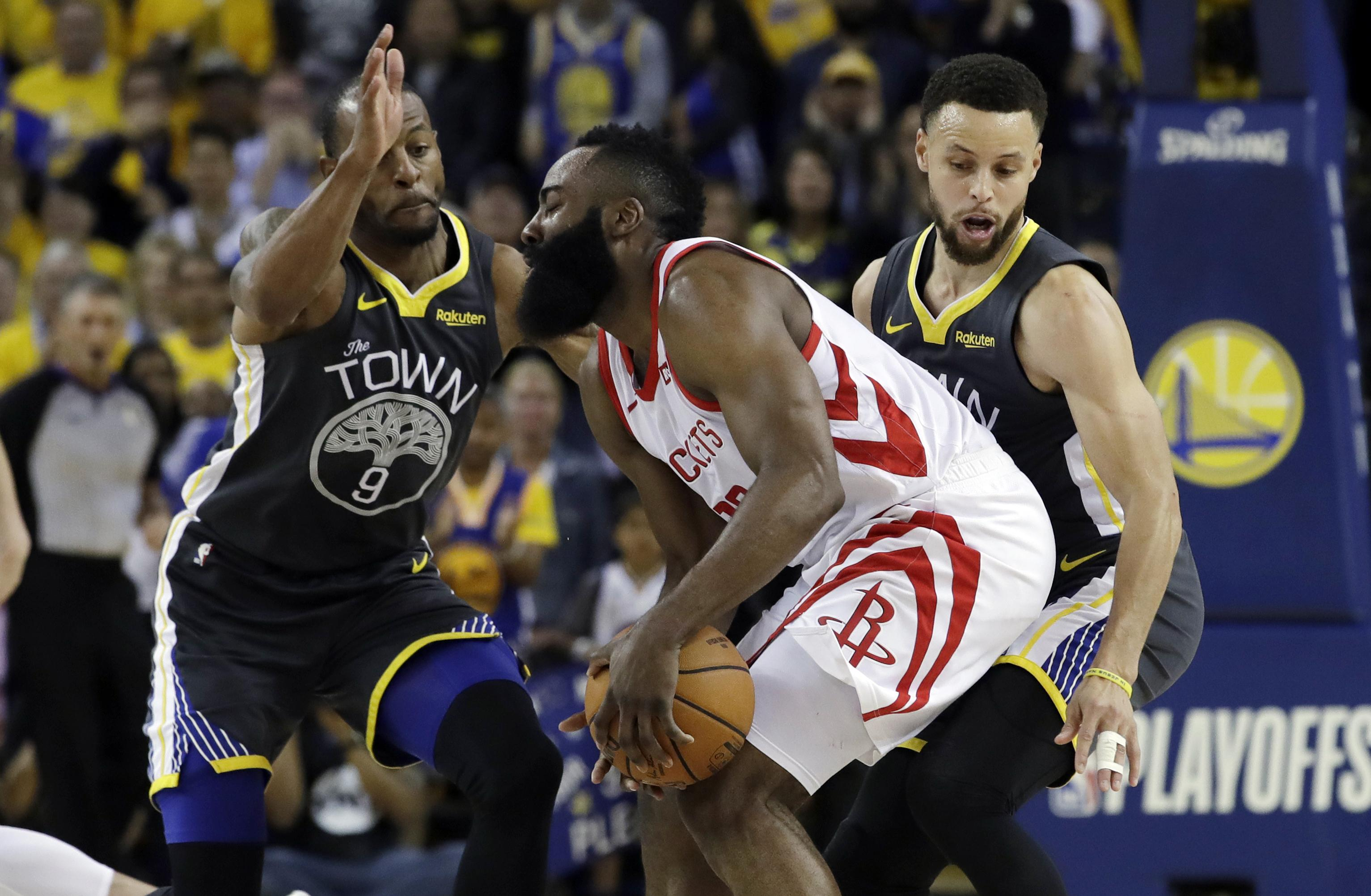 8324d0045b6 Nba Playoffs 2019 Rockets Pj Tucker Says Guarding Kevin Durant Is