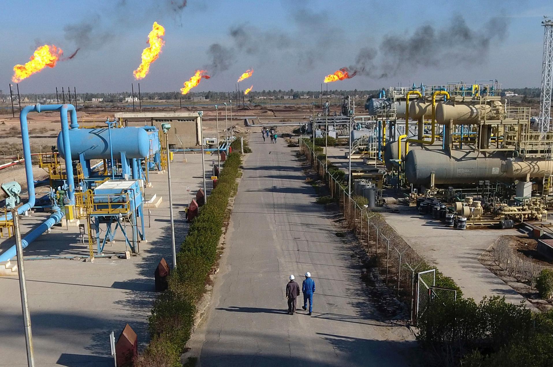 Iraq planning $53B megaproject with ExxonMobil, PetroChina
