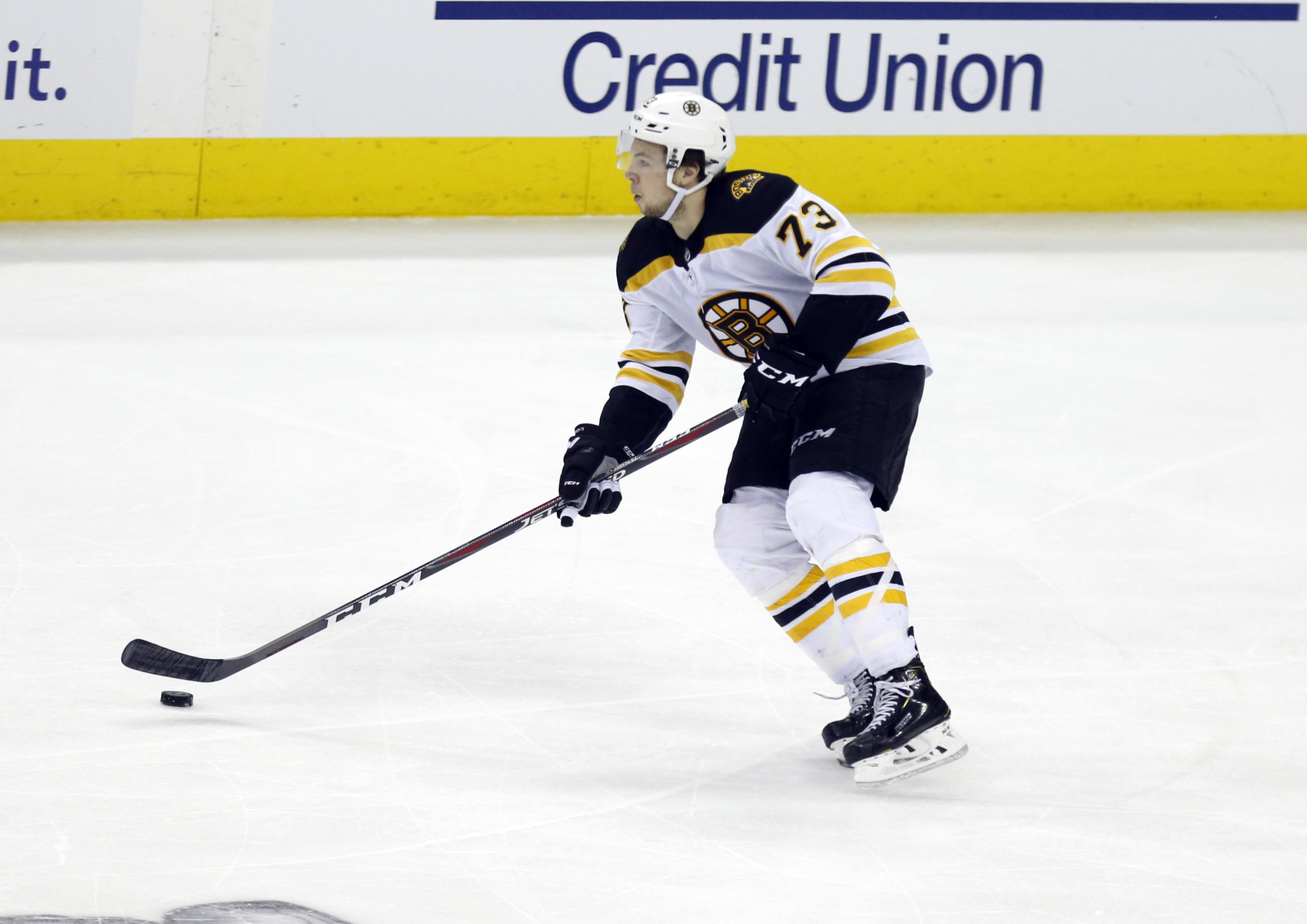 newest 4c48f 17247 Bruins' Charlie McAvoy will have to wait to make East finals ...