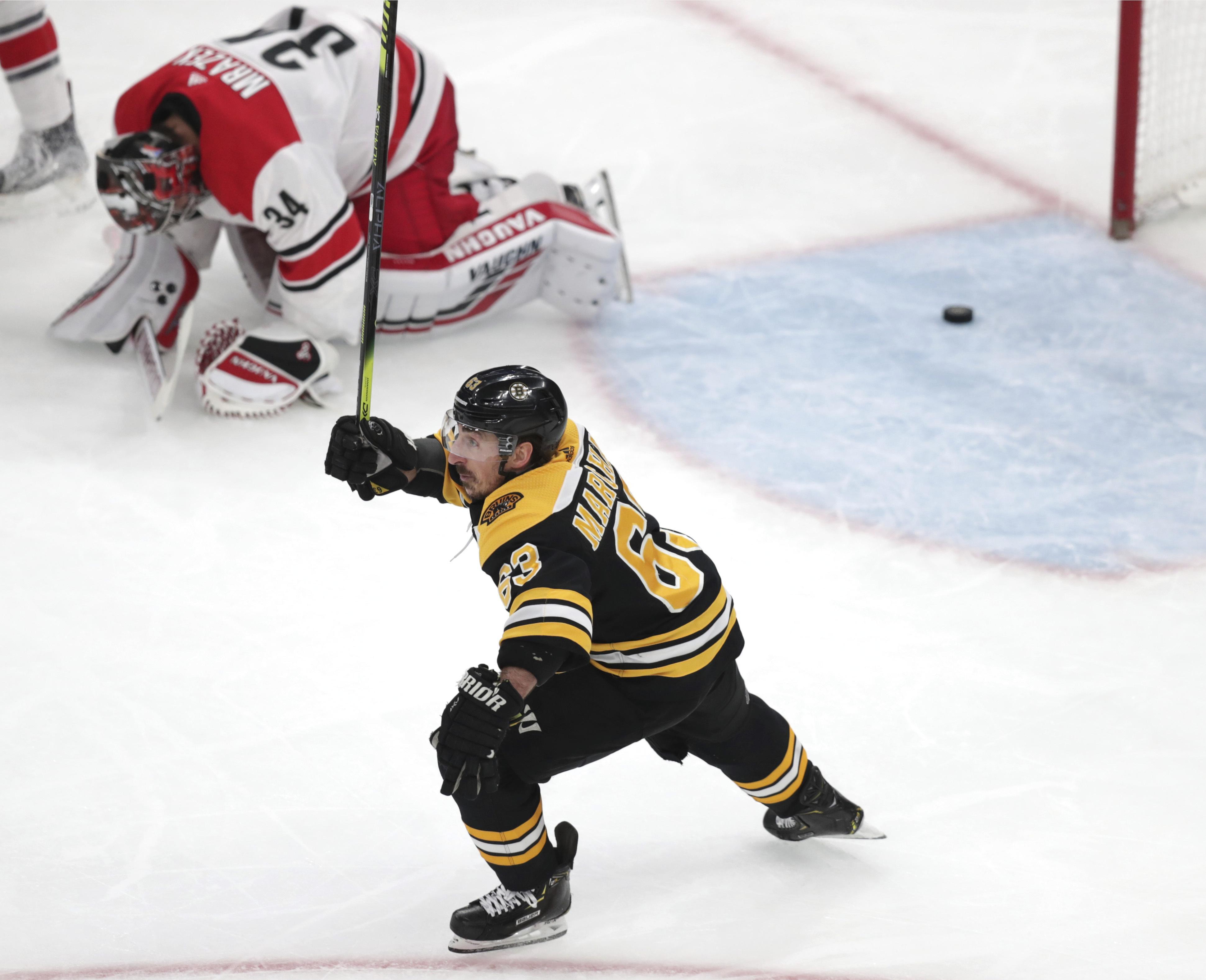 release date f24d8 15084 Bruins' score 4 goals in 3rd, beat Hurricanes 5-2 in Game 1 ...
