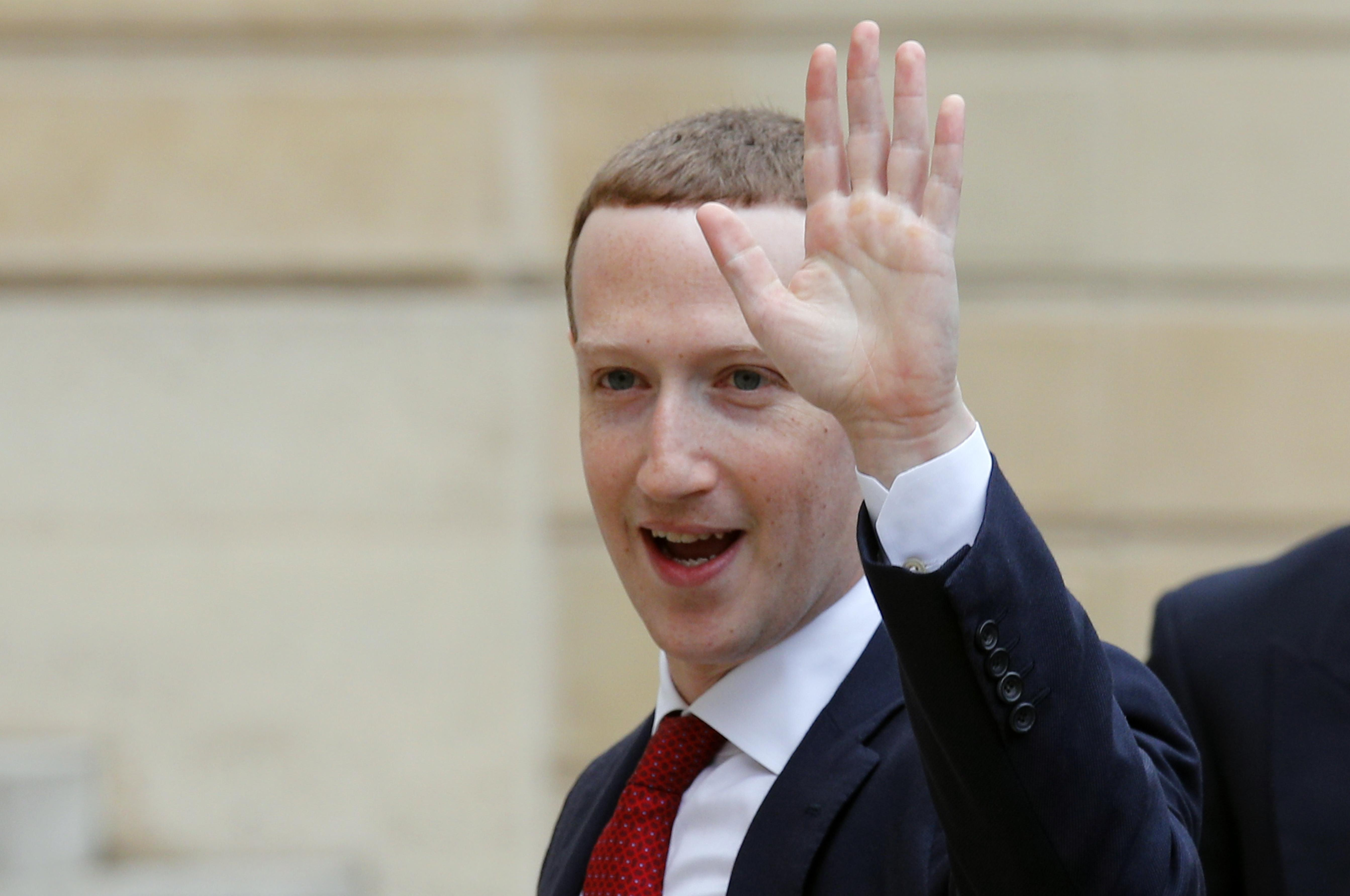 New French rules for Facebook? Zuckerberg likes the idea | The