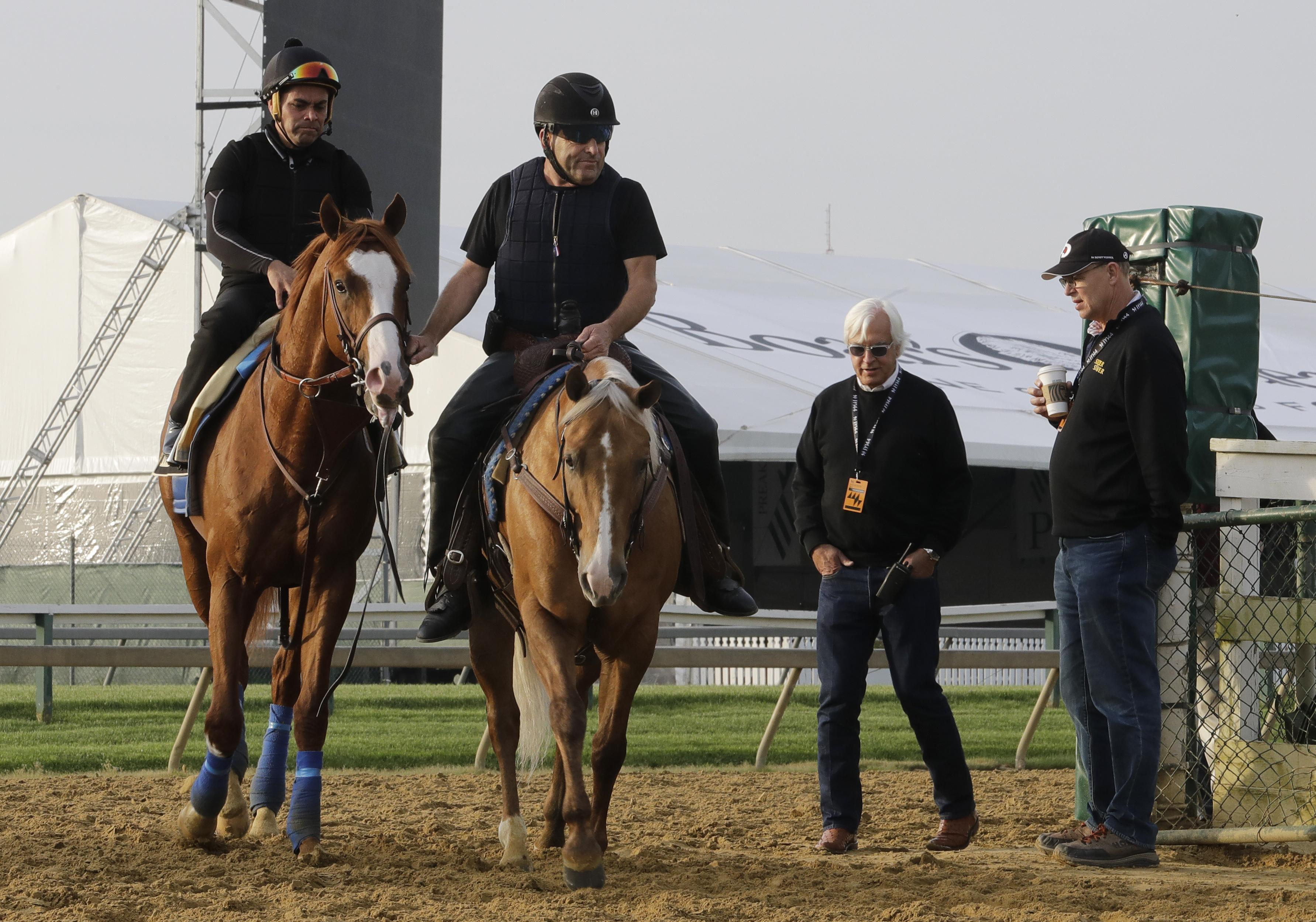 Vanilla Preakness Still Has Intrigue Without Kentucky