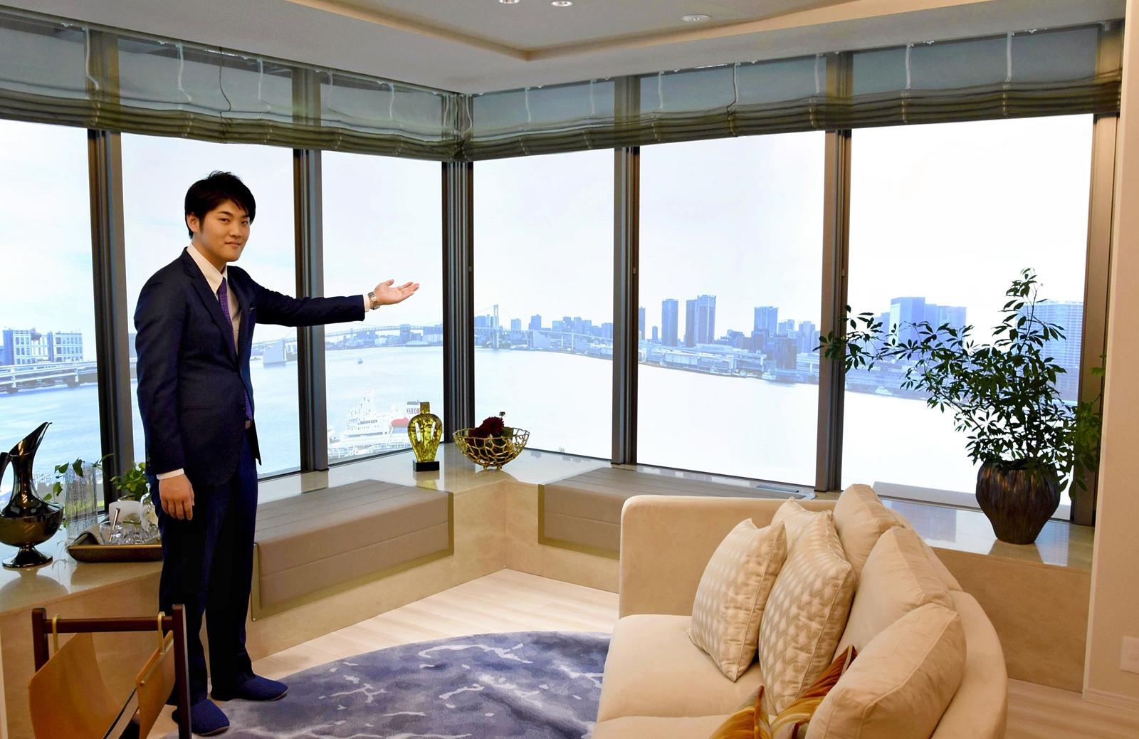 Tokyo's Olympic Village condos to become apartments | The ...