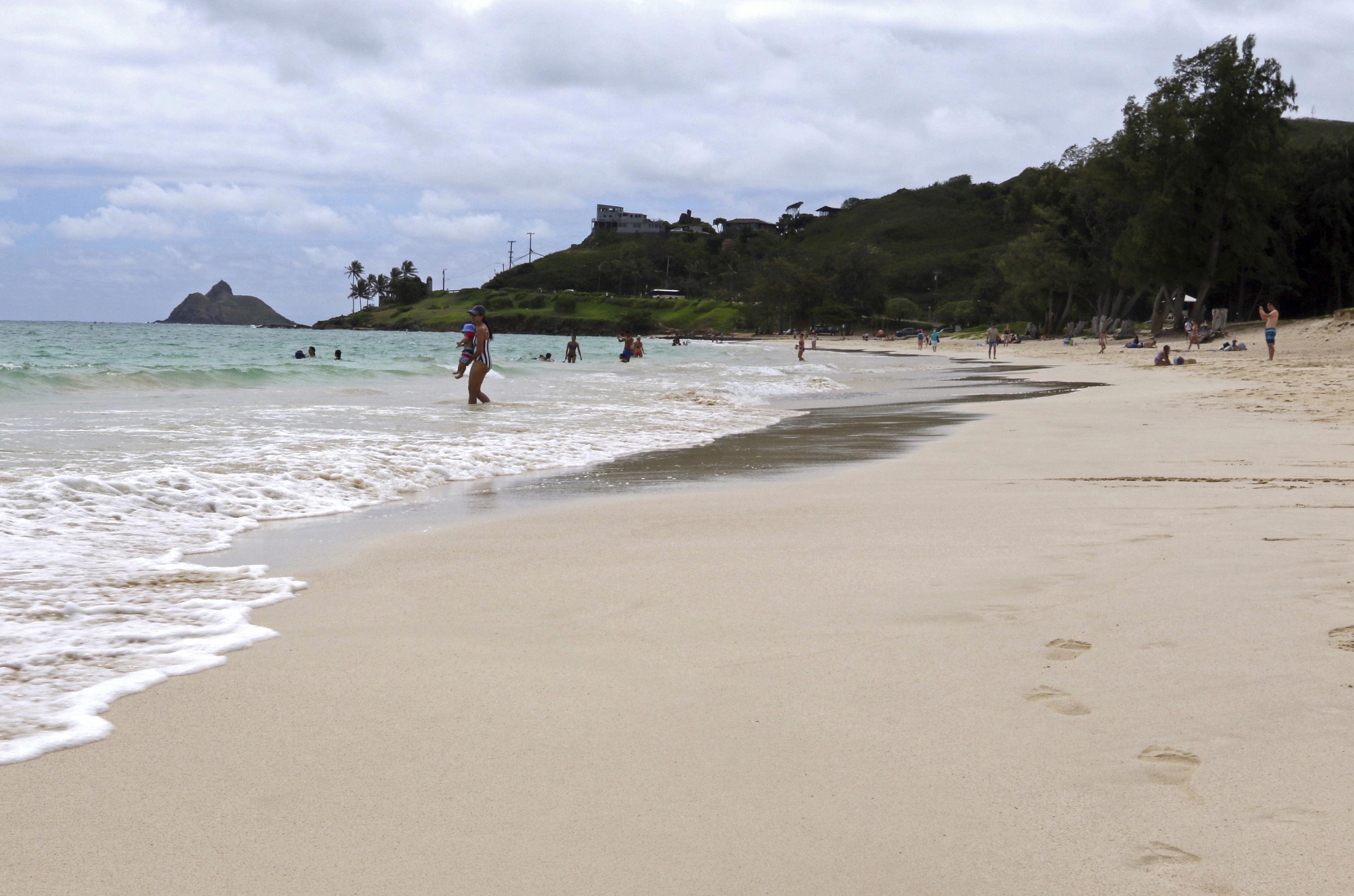 The White Sands Of Oahu S Kailua Beach Named Best In America