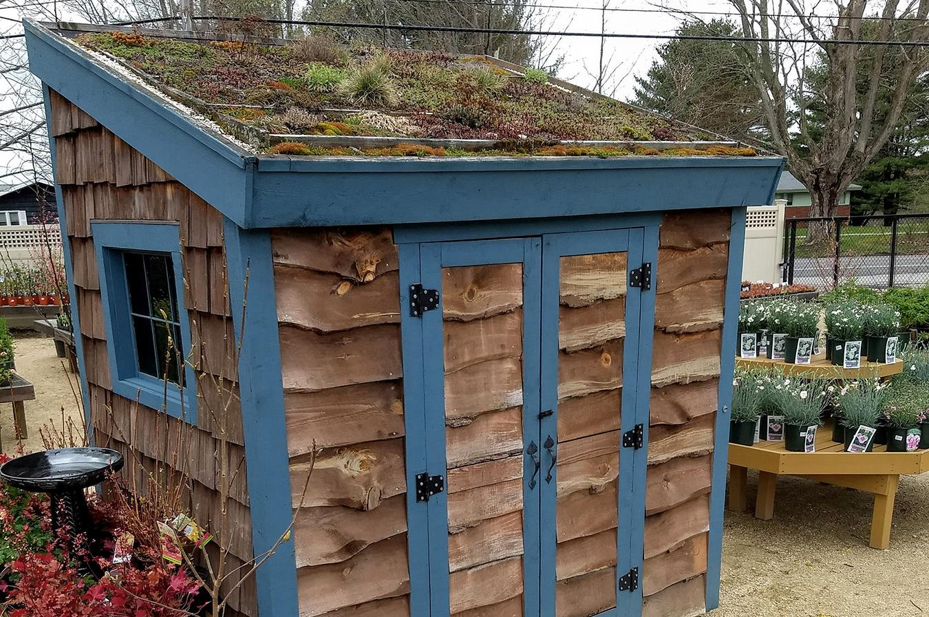 Ask The Builder Yes You Can Build Your Own Garden Shed The