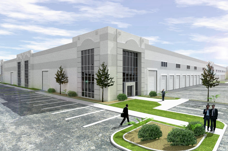 500 000 Square Foot Distribution Logistics Center Planned