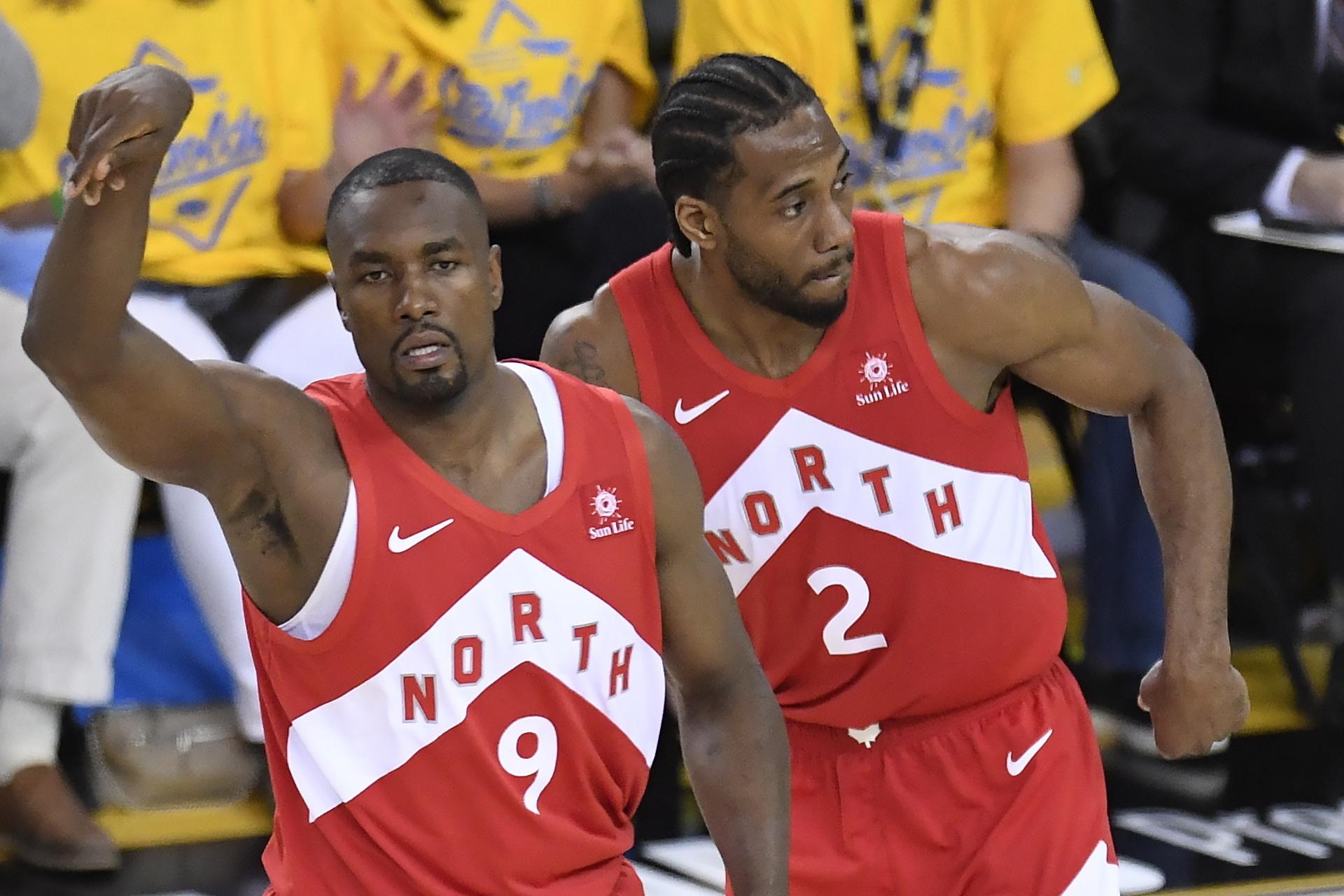 huge selection of 0557a d02c0 With Kawhi Leonard leading way, Raptors on cusp of 1st NBA ...
