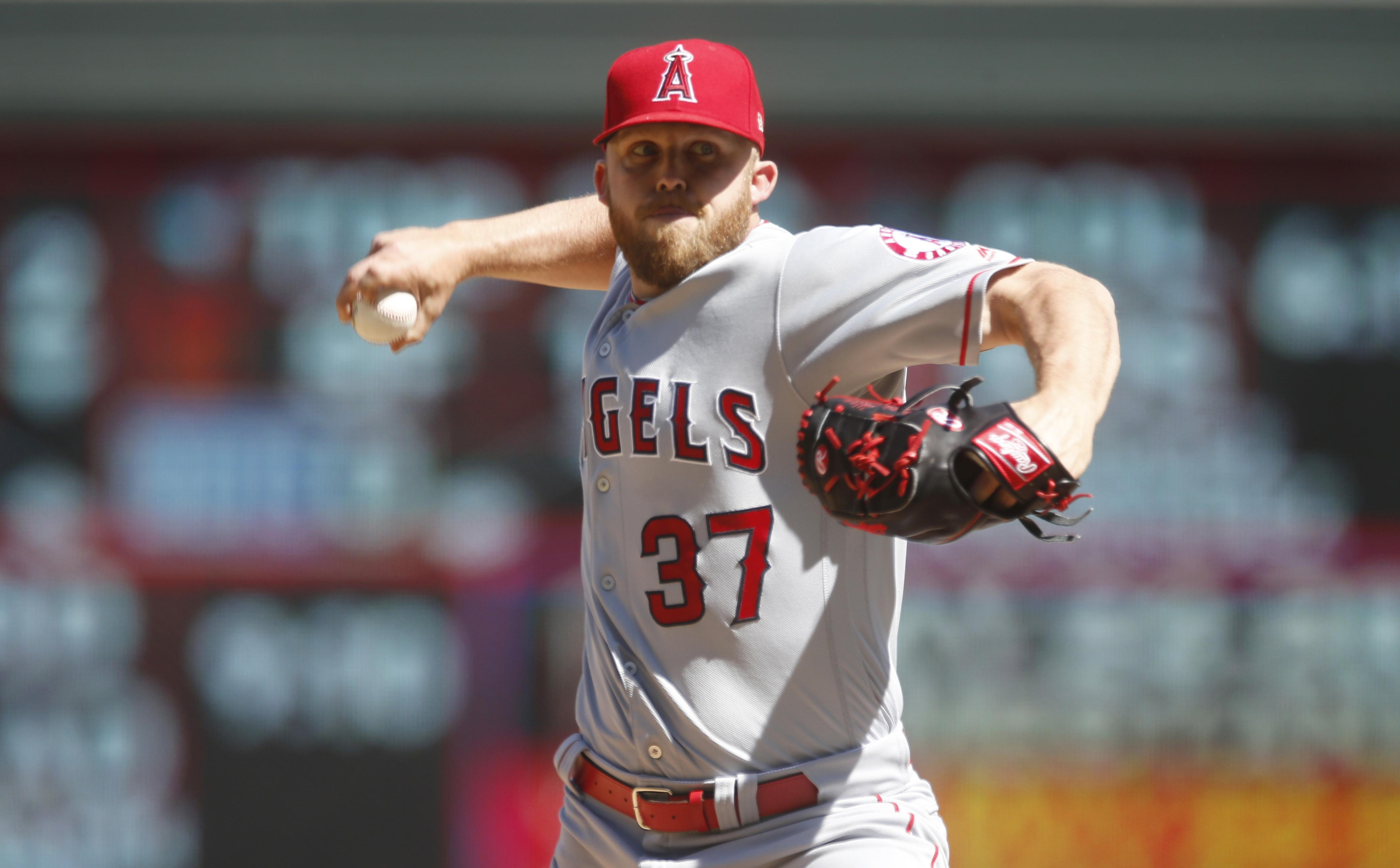 Angels designate relief pitcher Cody Allen for assignment