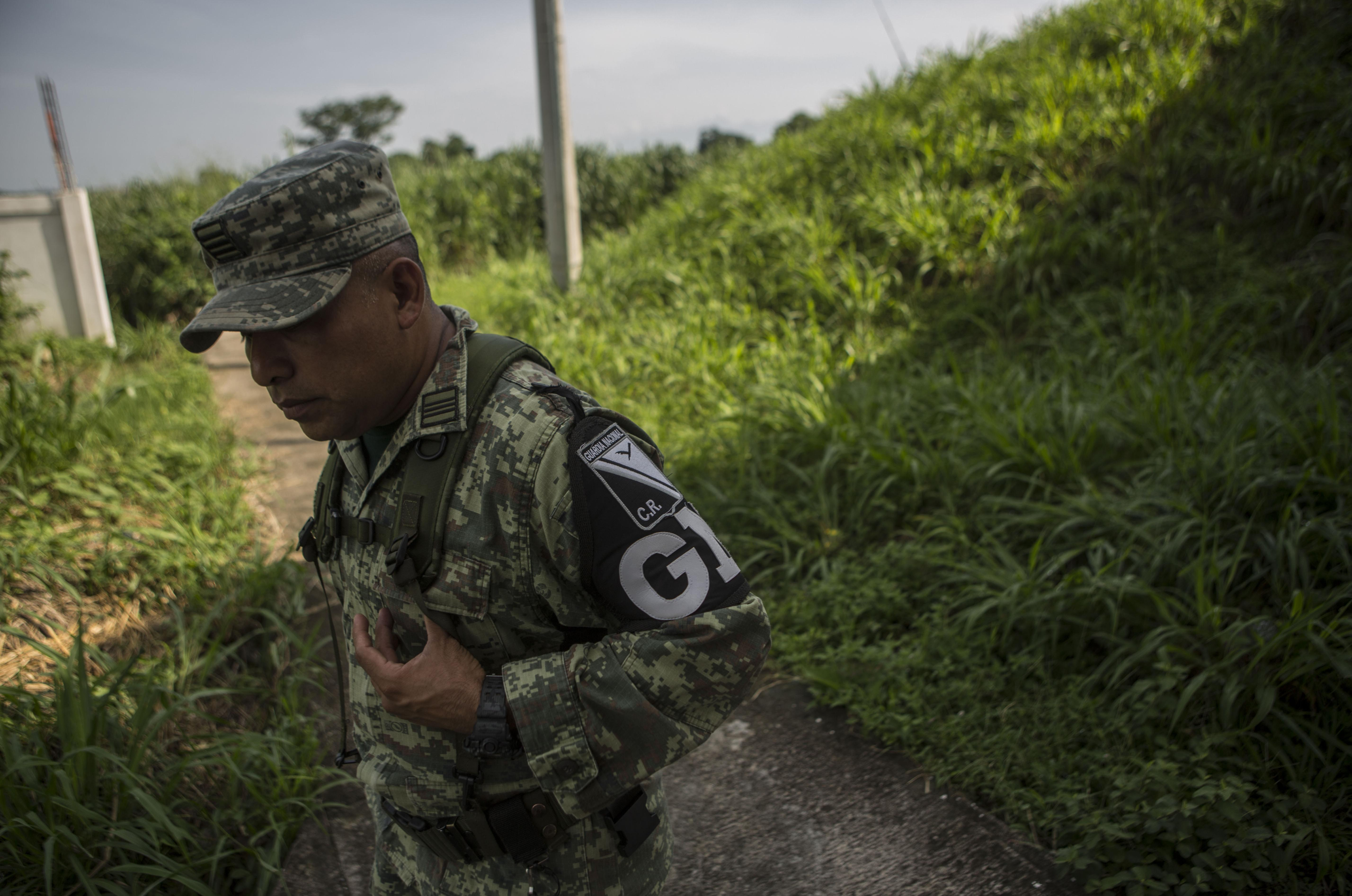 Mexico says National Guard deployment is complete | The