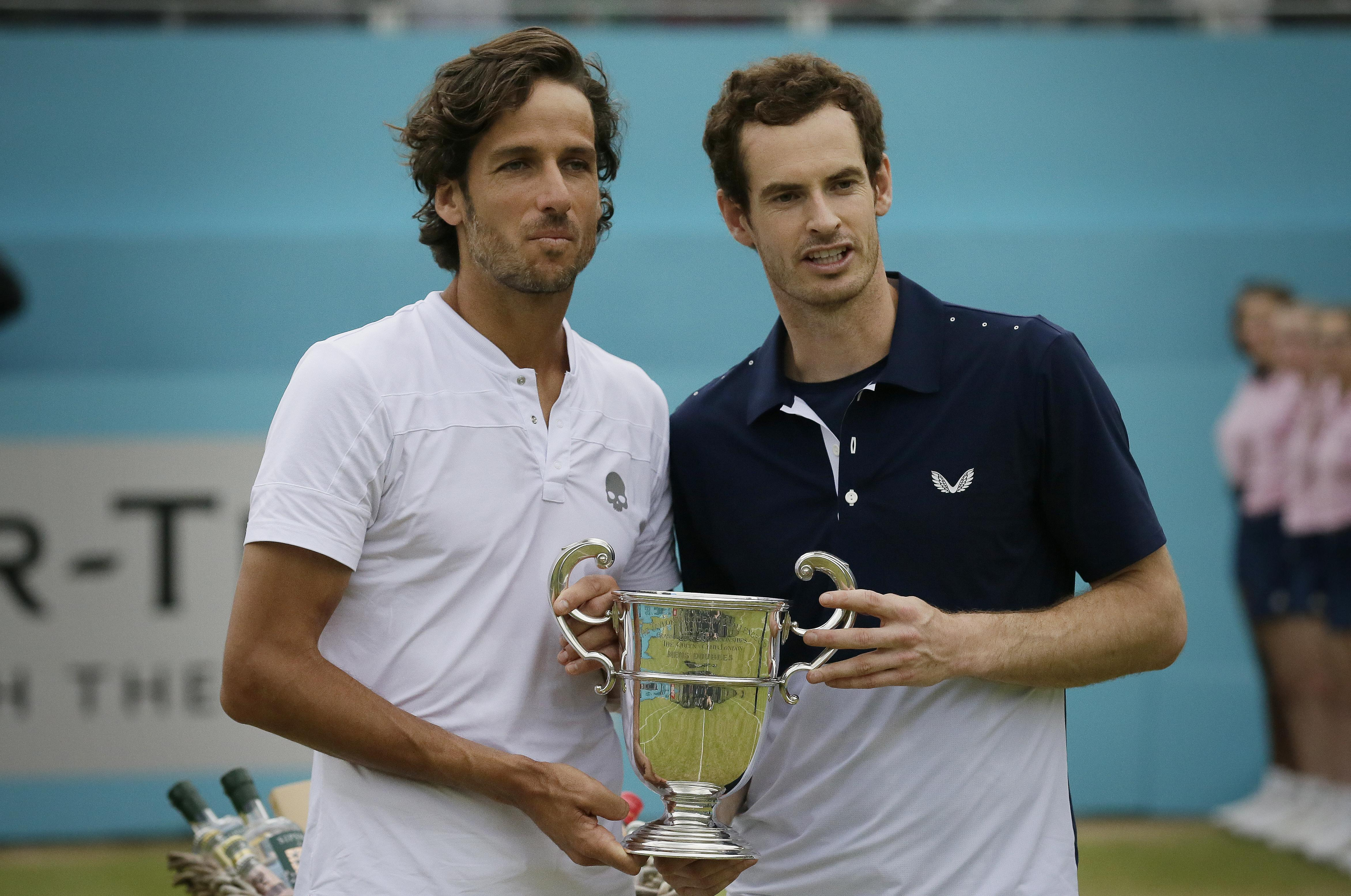 Andy Murray Completes Fairytale Return, Feliciano Lopez