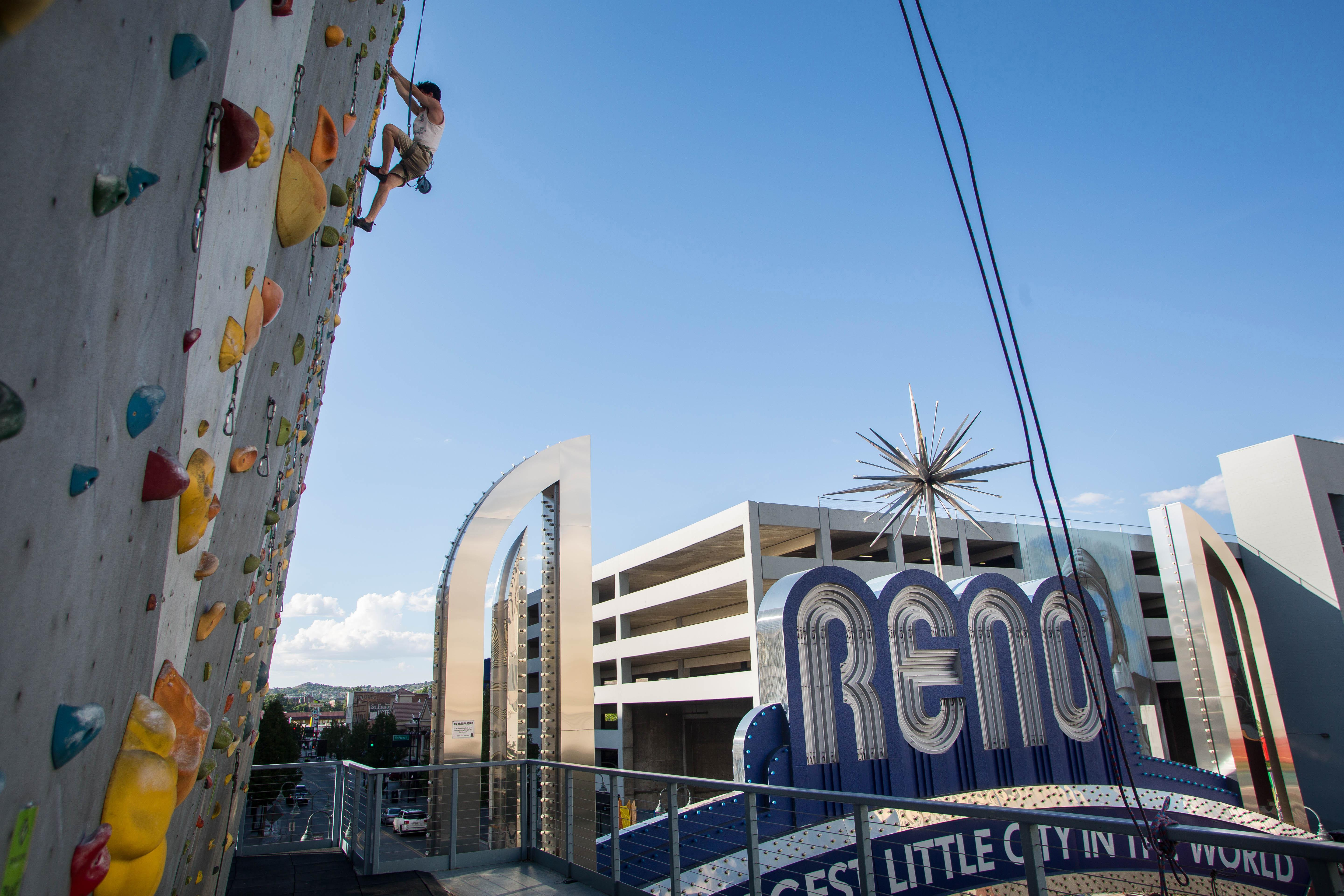 Stunning Vistas Modern Museums And Quirky Shops Make Reno
