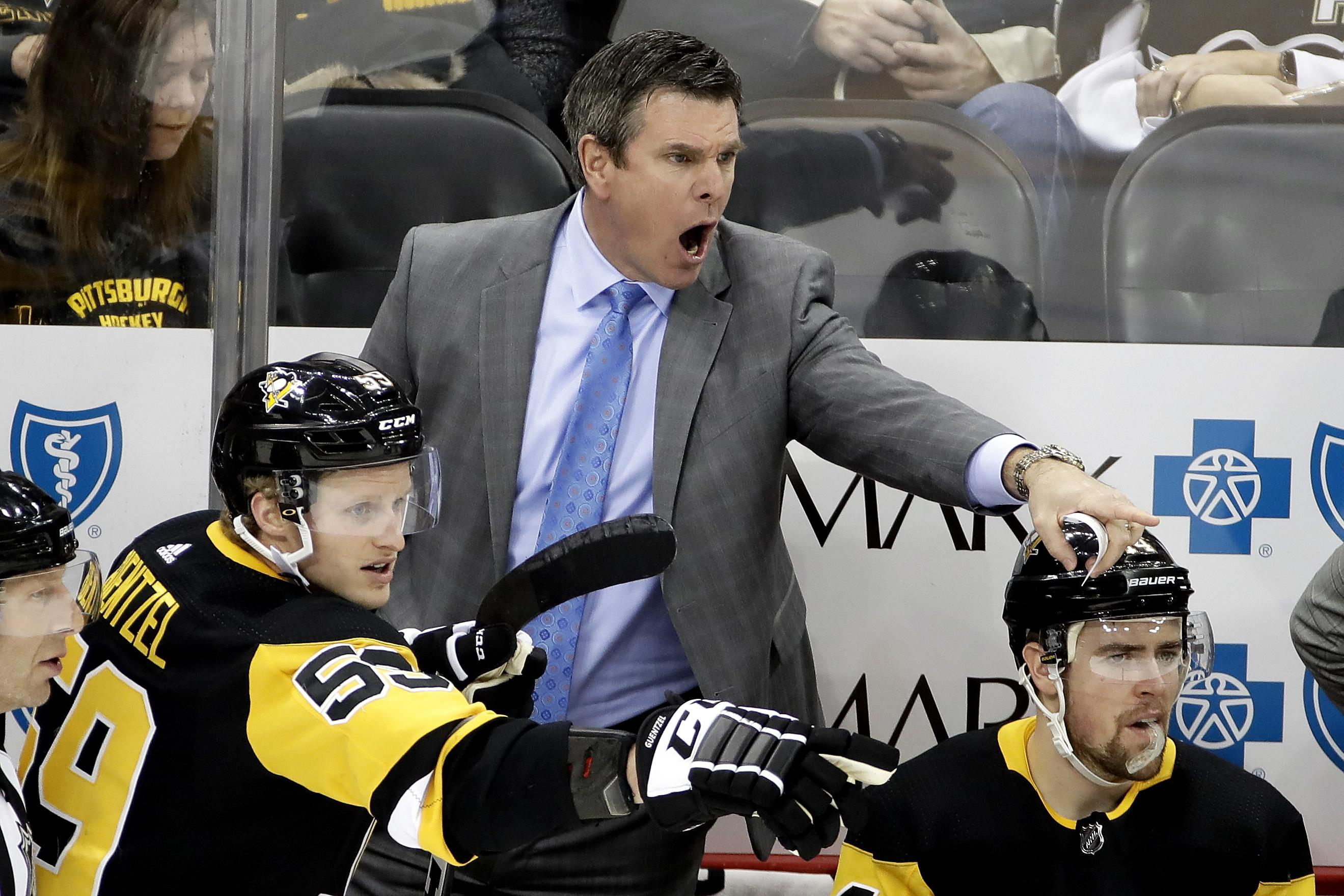 info for ae2ac 0d24c Penguins sign coach Mike Sullivan to 4-year extension | The ...