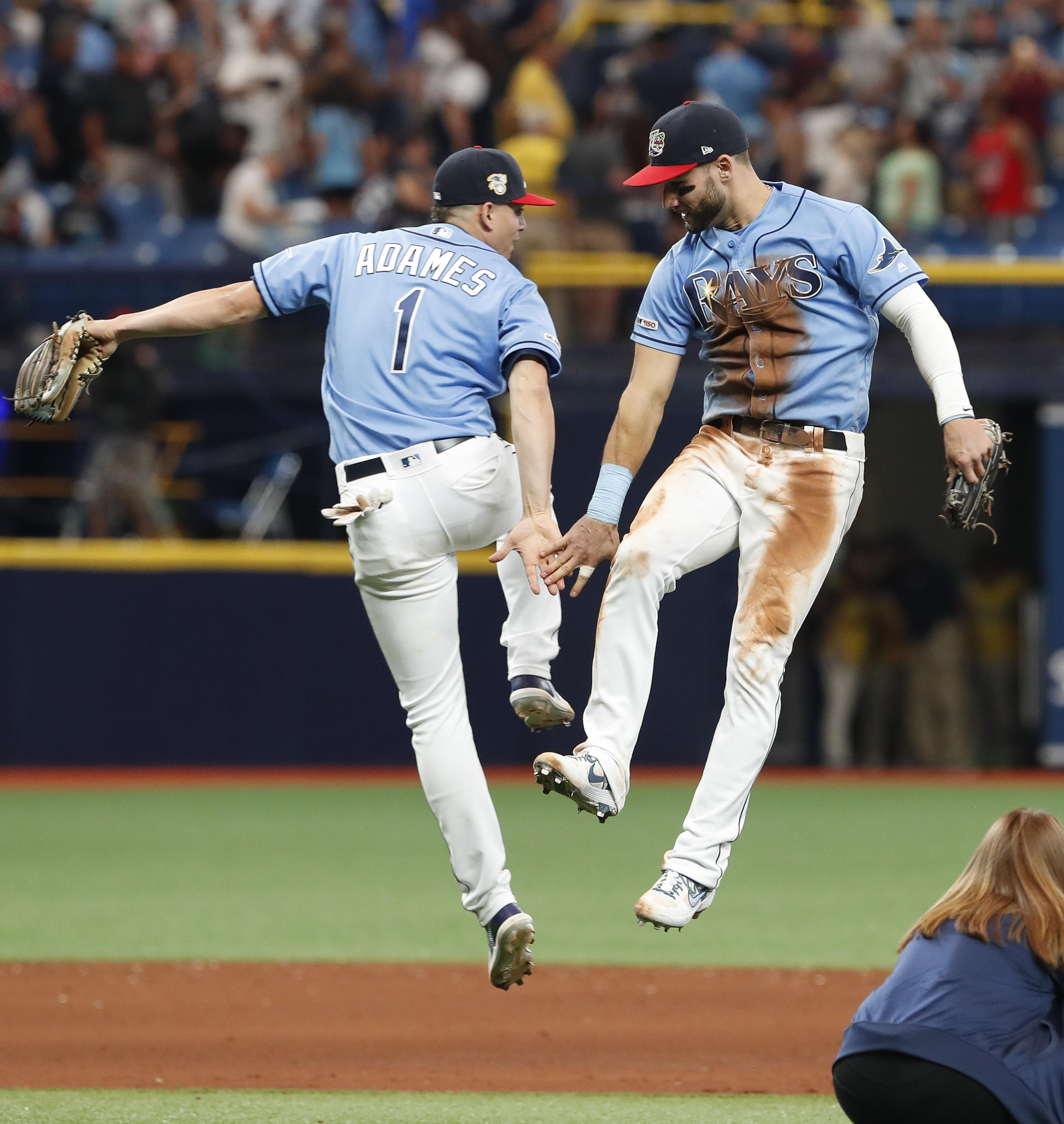 Young Rays Confident They Can Stay In Al Playoff Chase The