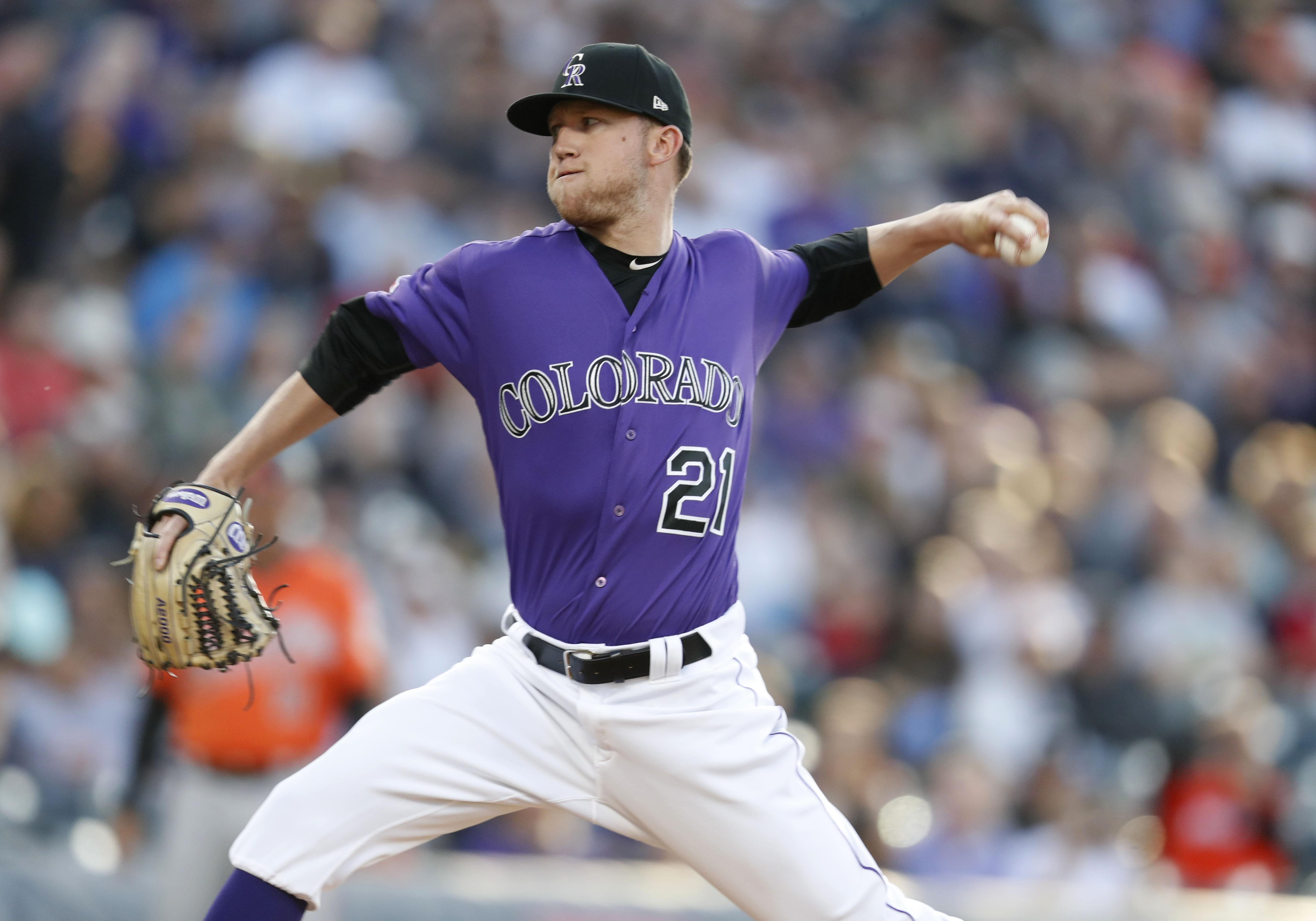Back from minors, Rockies lefty Kyle Freeland eager for fresh start