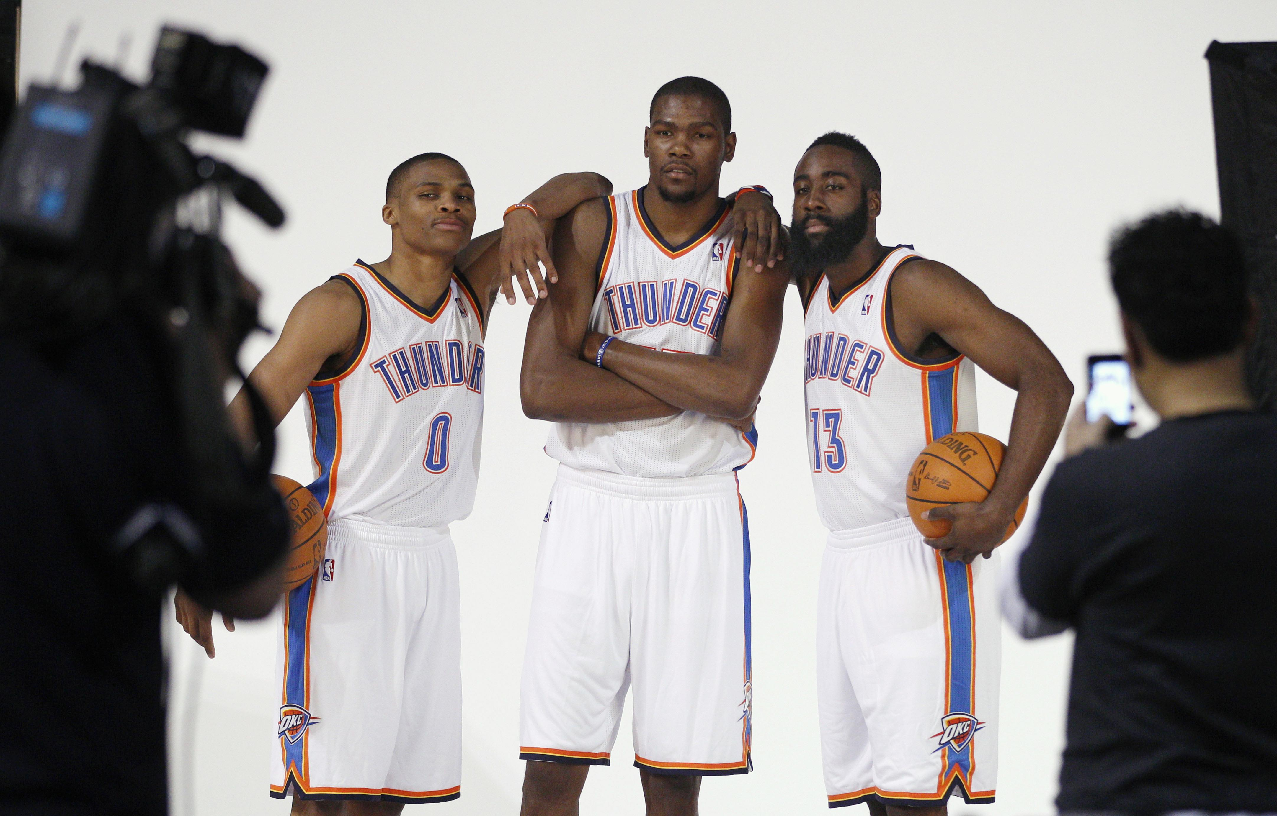 sneakers for cheap 2cfa2 13a83 Oklahoma City Thunder's rebuild will take some time | The ...