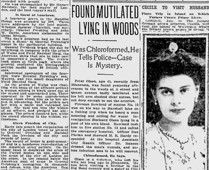 100 years ago in Spokane: Man claims Wobbly assault, booked