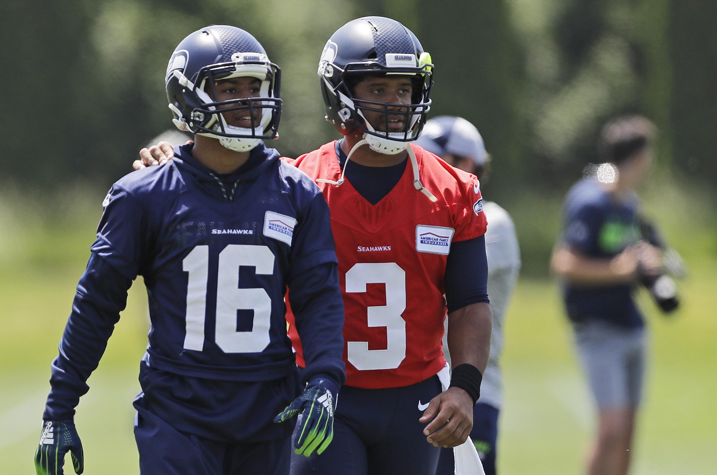promo code 723ec 055f6 Russell Wilson and then who? Ranking the top 10 players on ...