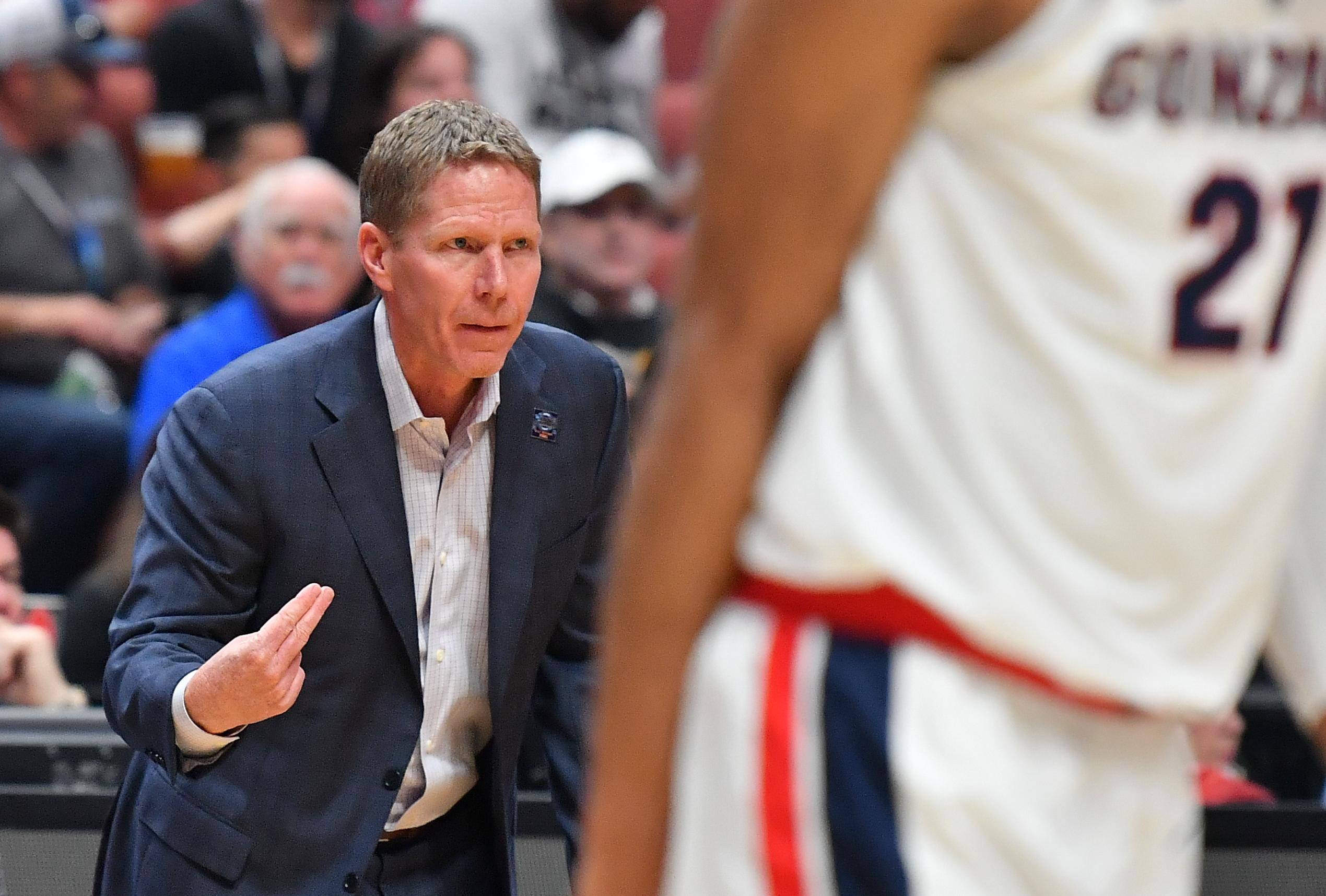 Gonzaga's Mark Few named assistant coach for U.S.  select team